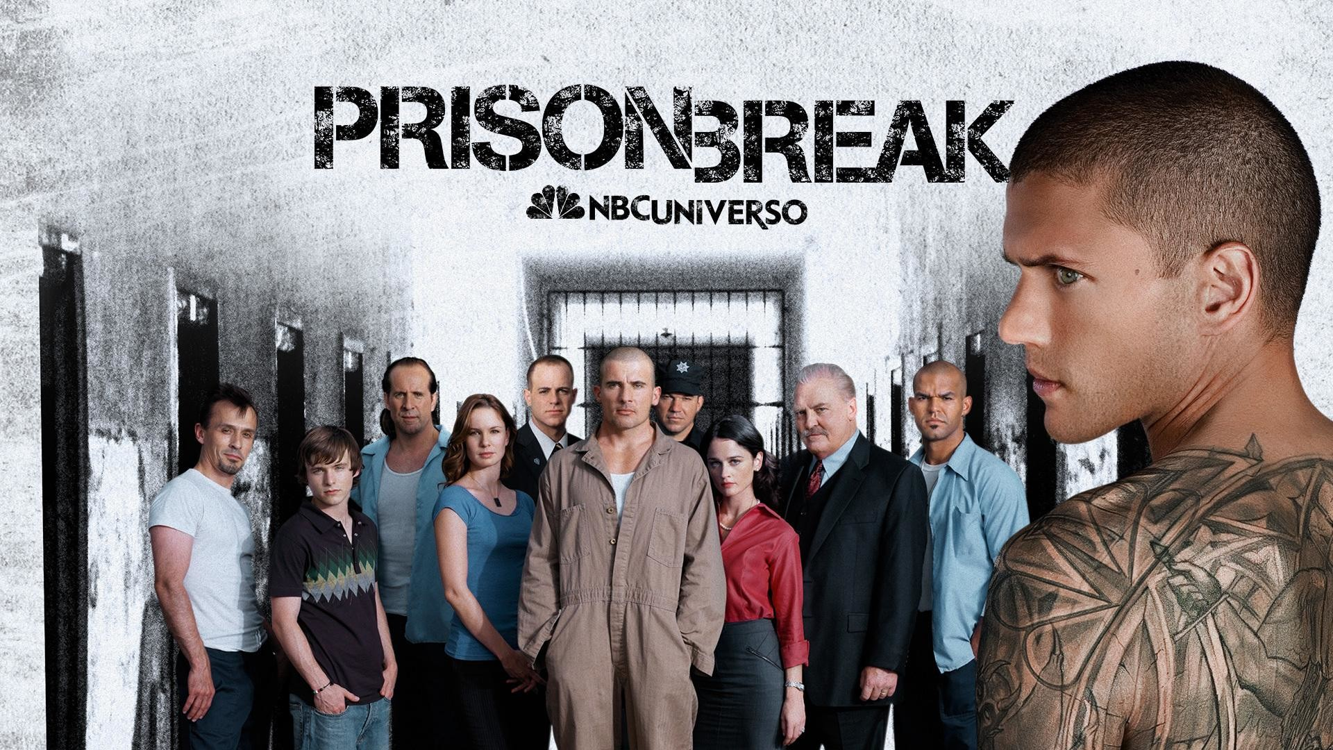 1920x1080 'Prison Break' To Air For The First Time Ever In Spanish On NBC Universo