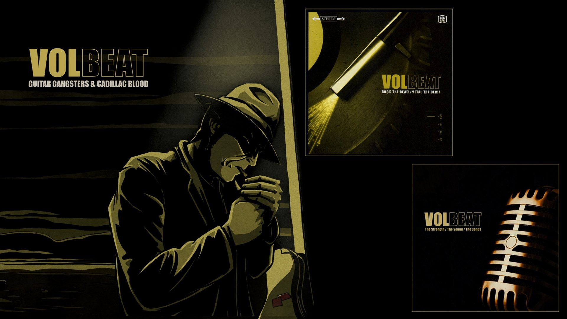 1920x1080 Volbeat Wallpaper Pictures, Images Photos | Photobucket