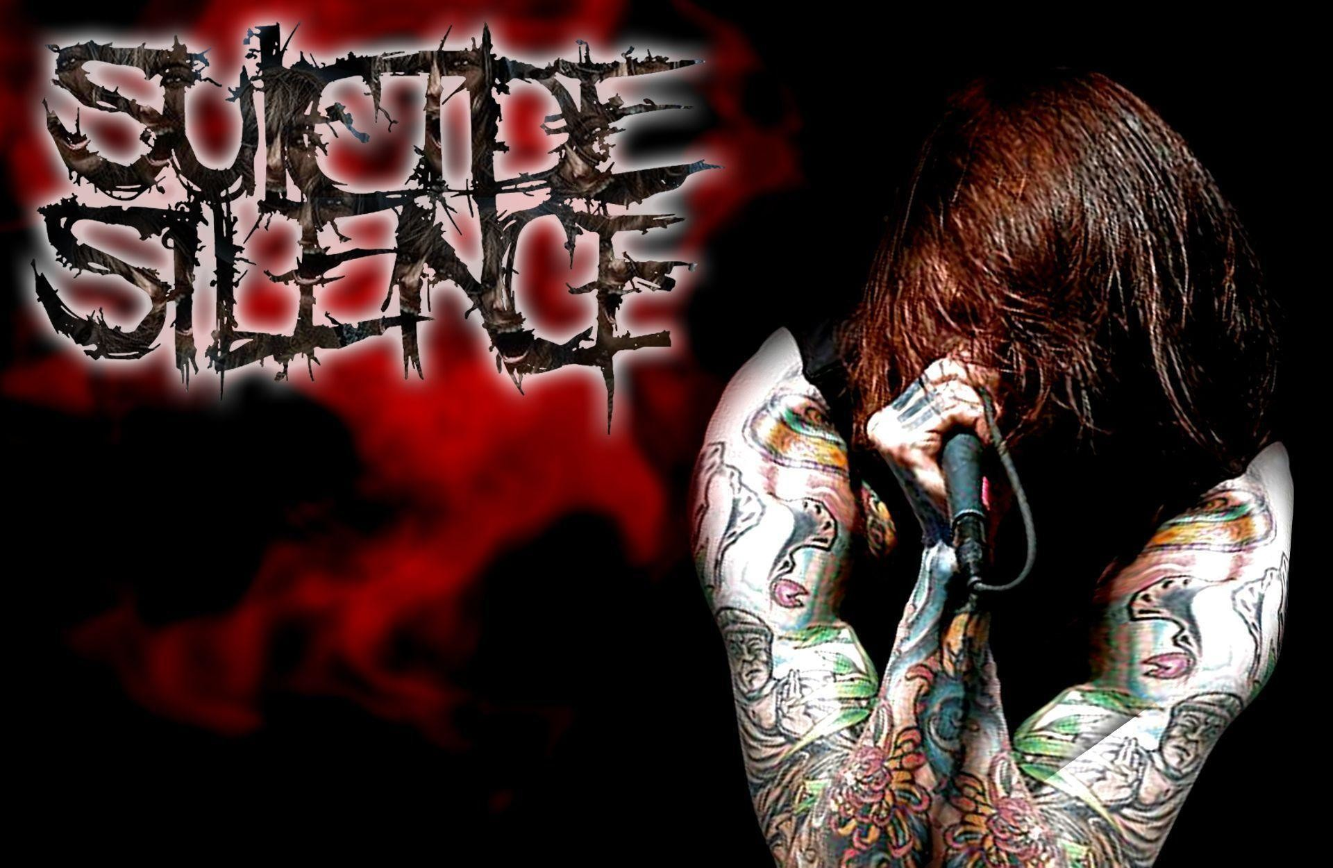 1920x1250 Images For > Suicide Silence Rip Mitch Lucker Wallpaper