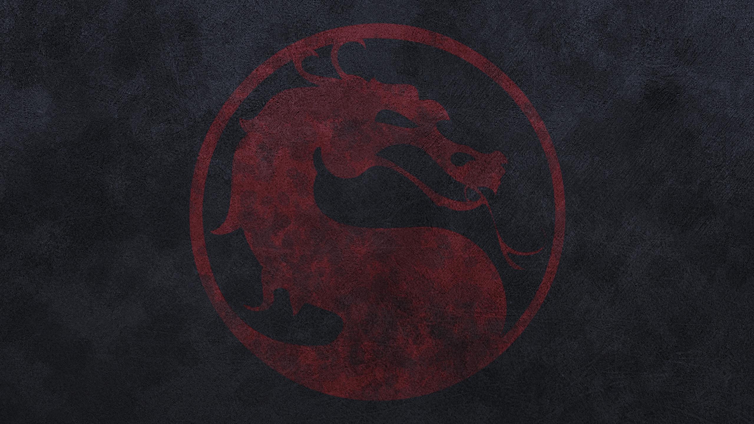 Mortal Kombat Logo Wallpapers 72 Images