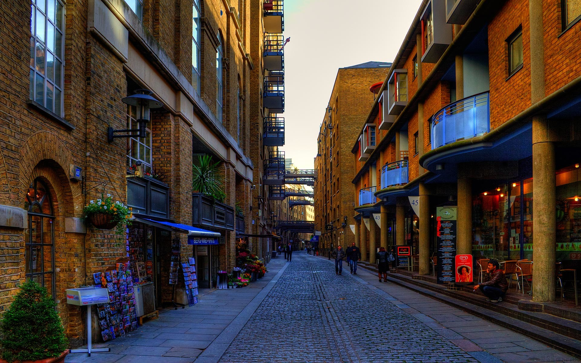 London Streets Wallpaper 72 Images