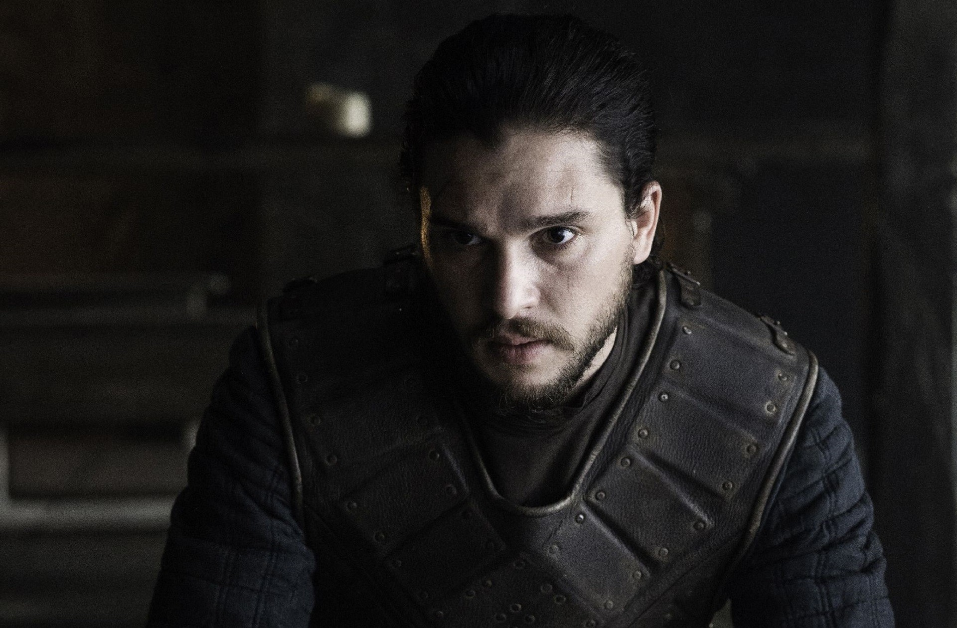 2560x1440 TV Series Jon Snow Wallpaper