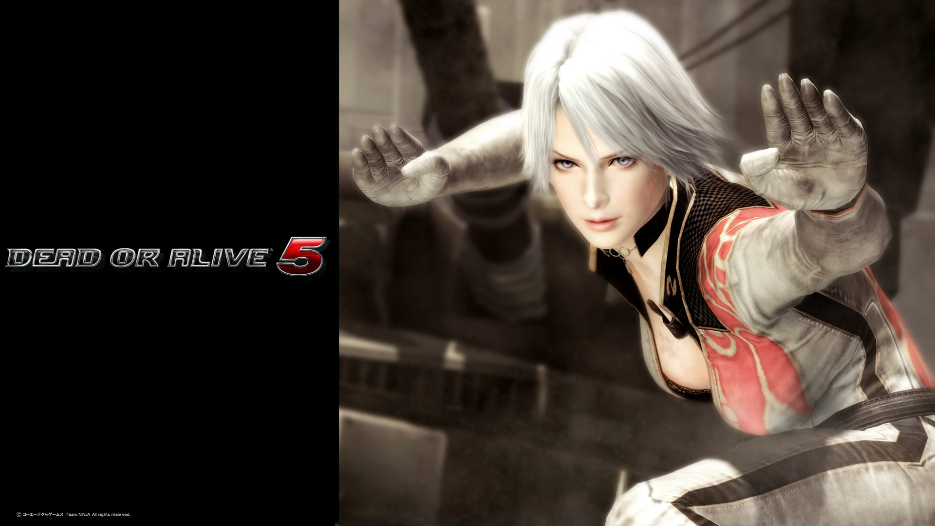 1920x1080 Pick one more Dead or Alive 5 sexy costume for Tecmo Koei to provide