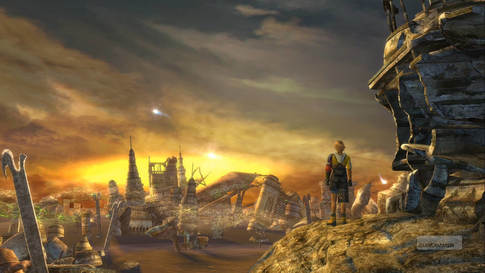 1920x1080  Wallpapers For > Final Fantasy X Wallpaper