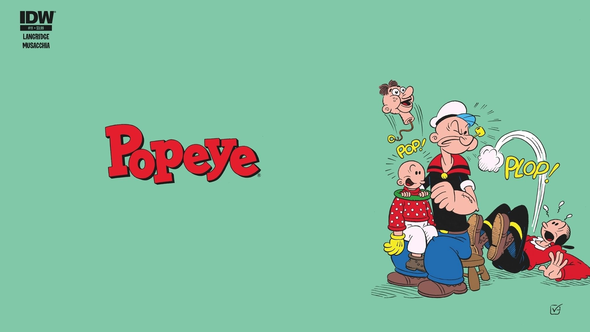 Popeye Wallpapers (45+ images)