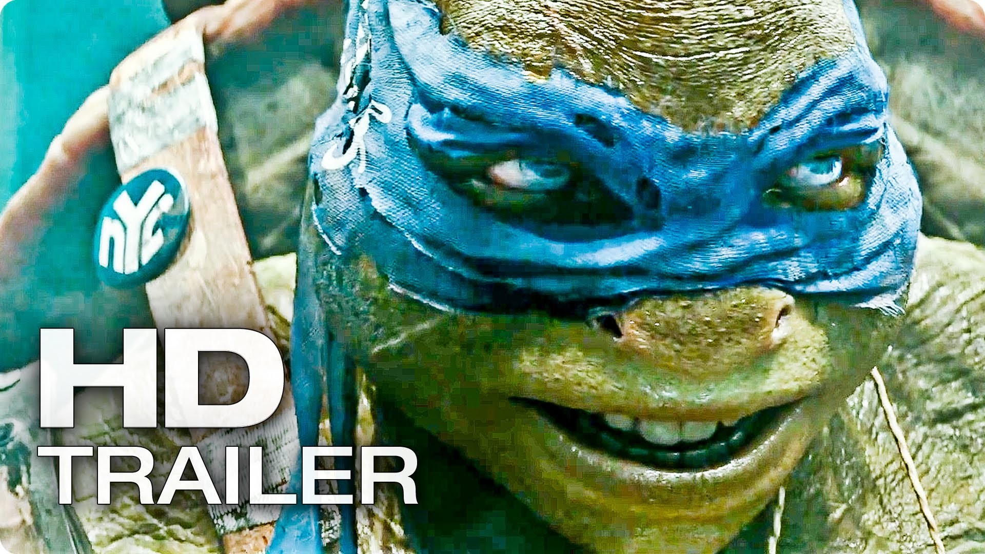 1920x1080 TEENAGE MUTANT NINJA TURTLES Trailer 2 Deutsch German | 2014 TMNT [HD] -  YouTube