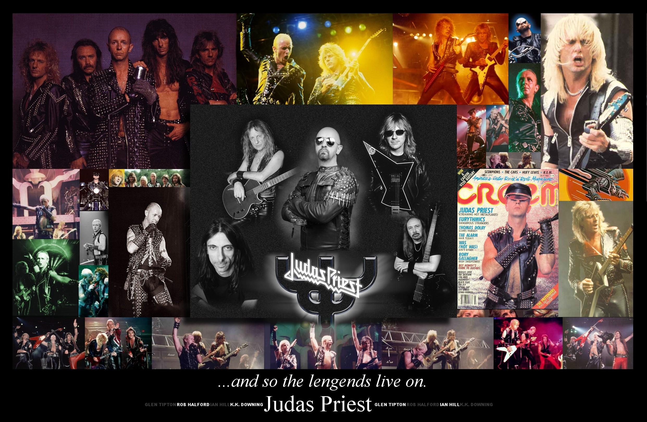 Judas Priest Wallpapers 45 Images