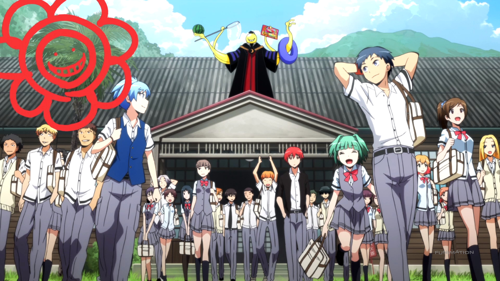 1920x1080 Anime Wallpapers Assasination Classroom HD 4K Download For Mobile iPhone &  PC