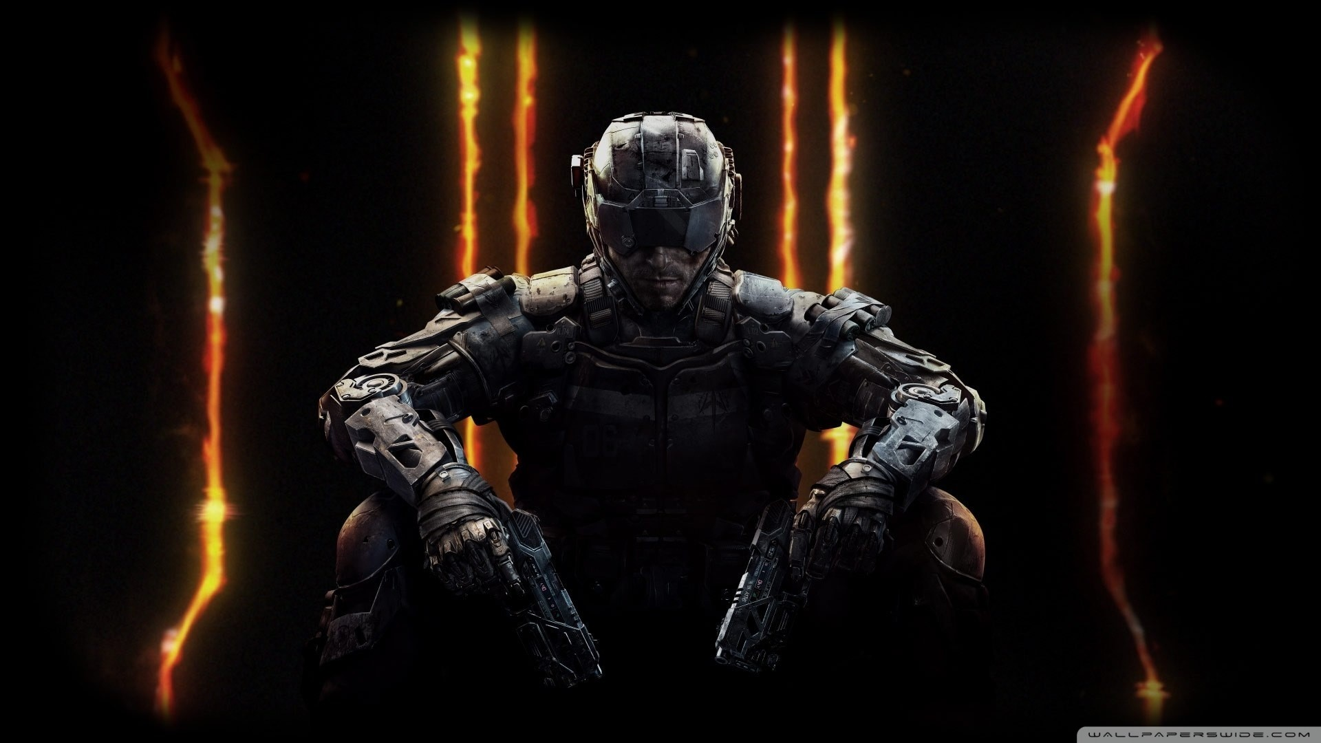1920x1080  1024x768 dual wallpaper - Call of Duty Black Ops 3 HD Wide  Wallpaper for 4K