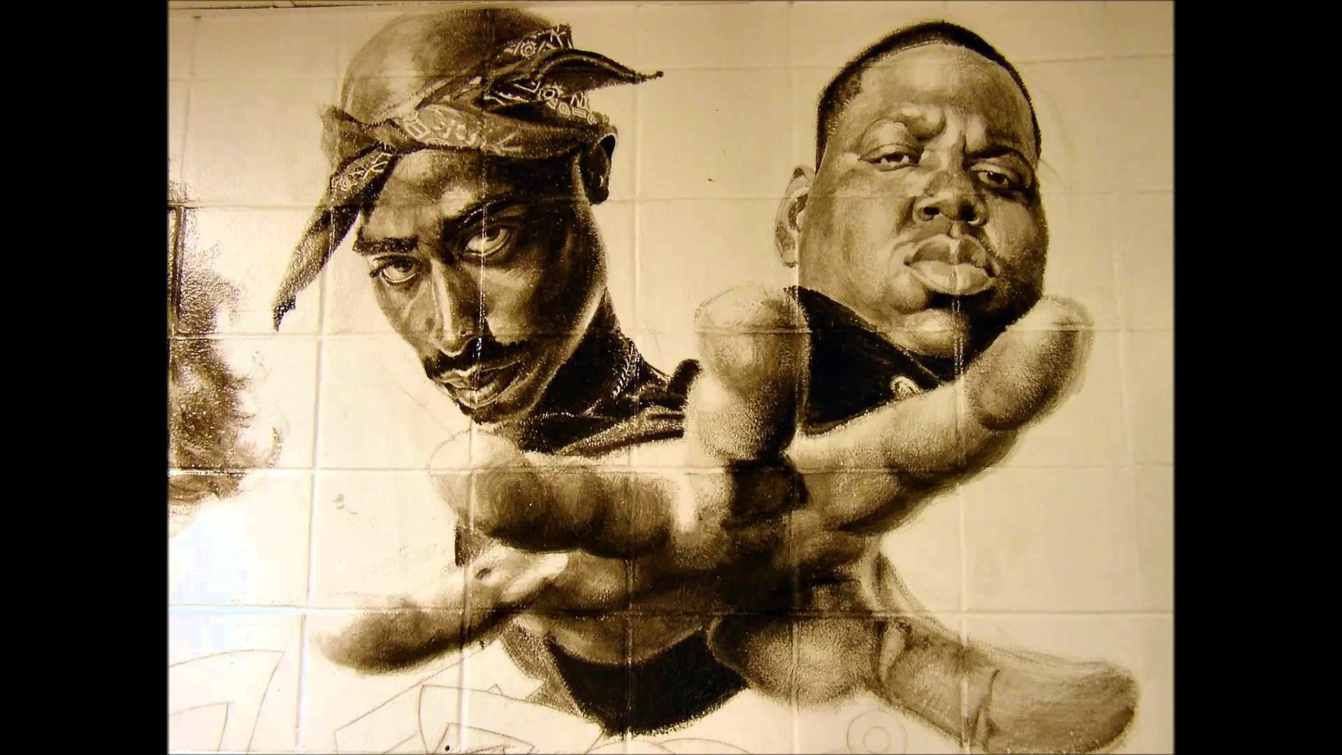 Tupac And Biggie Wallpaper 84 Images