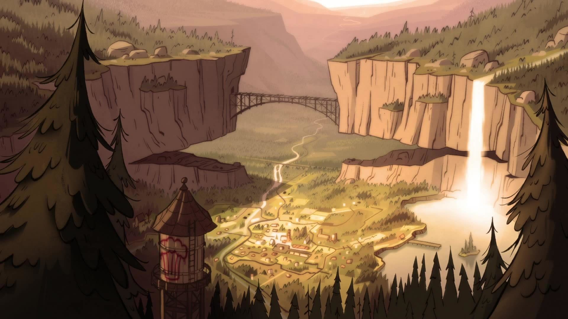 1920x1080 Gravity Falls HD Wallpapers and Backgrounds