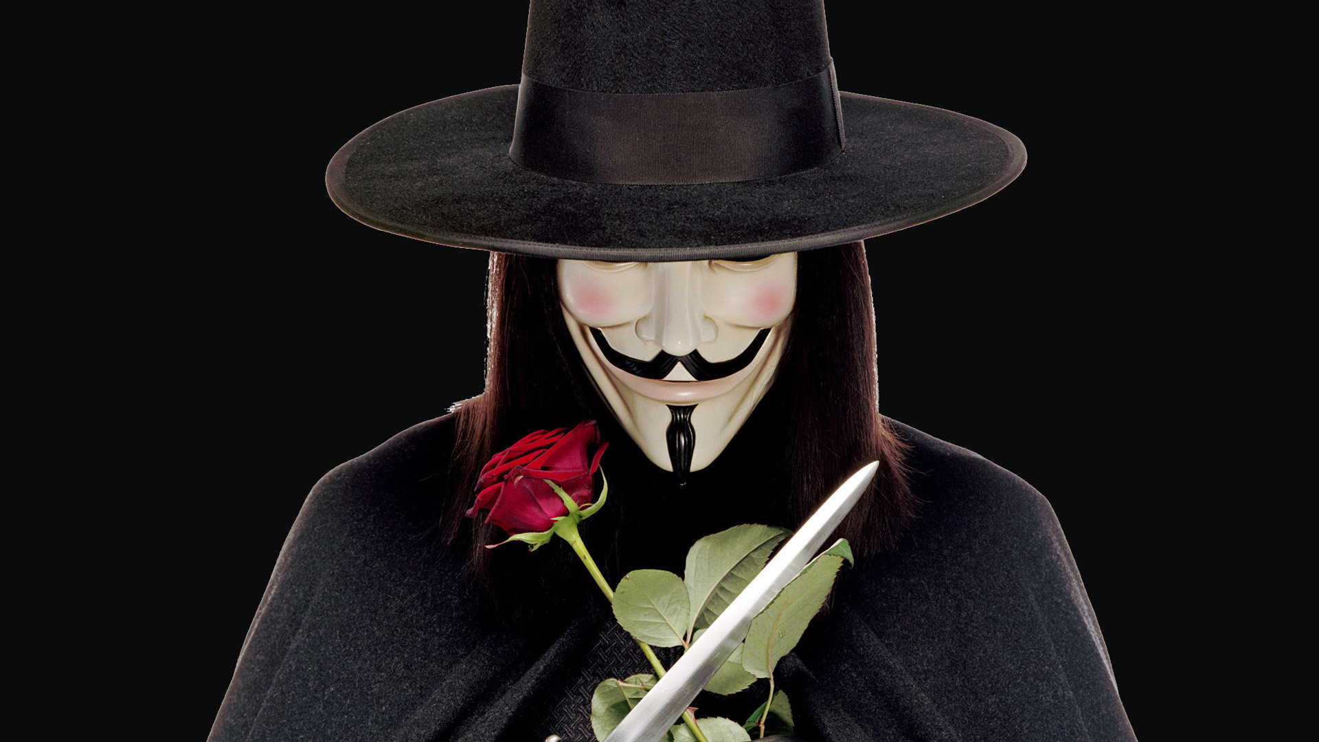 1920x1200 Anonymous Mask Wallpapers HD Free Download