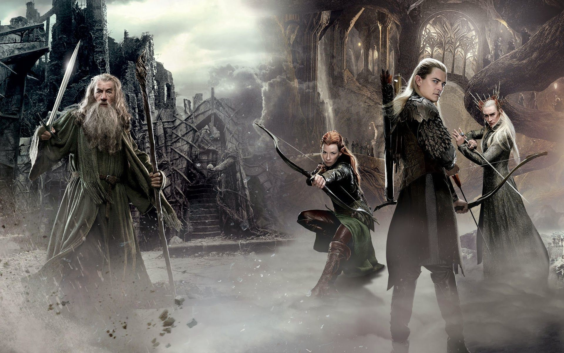 1920x1200 HQFX Images Collection of Legolas: Foma Inglesent
