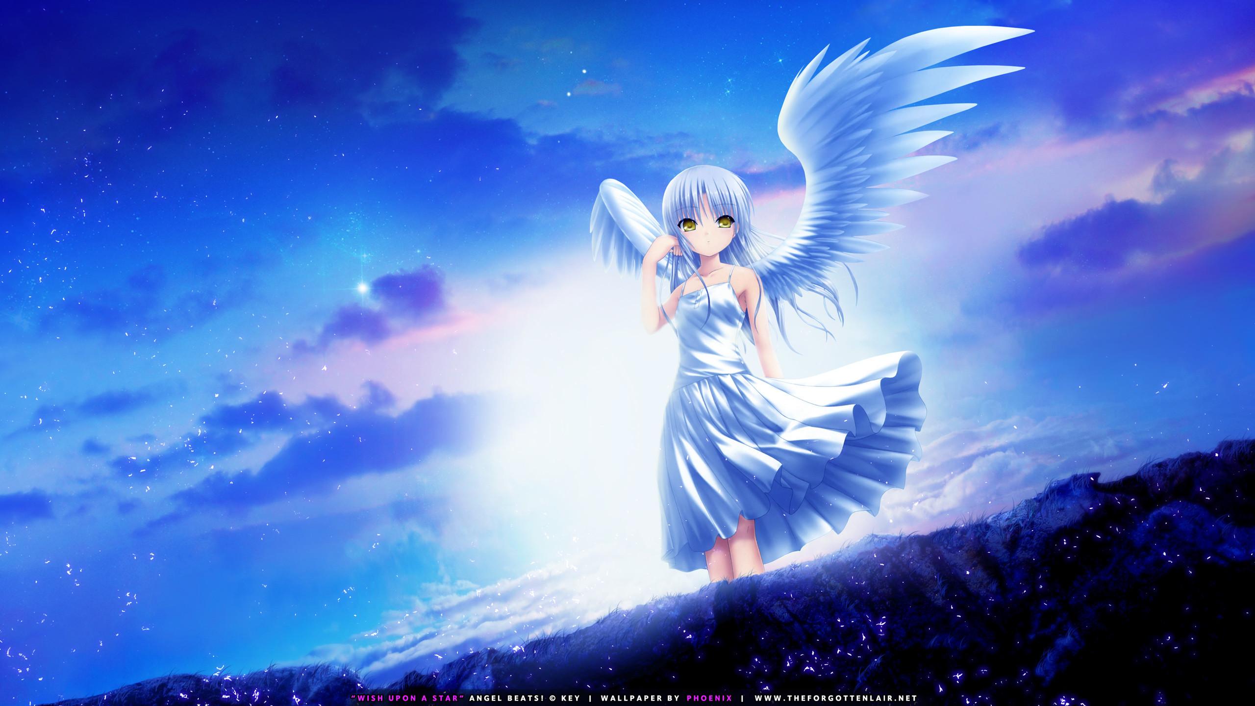 1920x1200 Full Hd Anime Cupid Angel Wallpaper Desktop