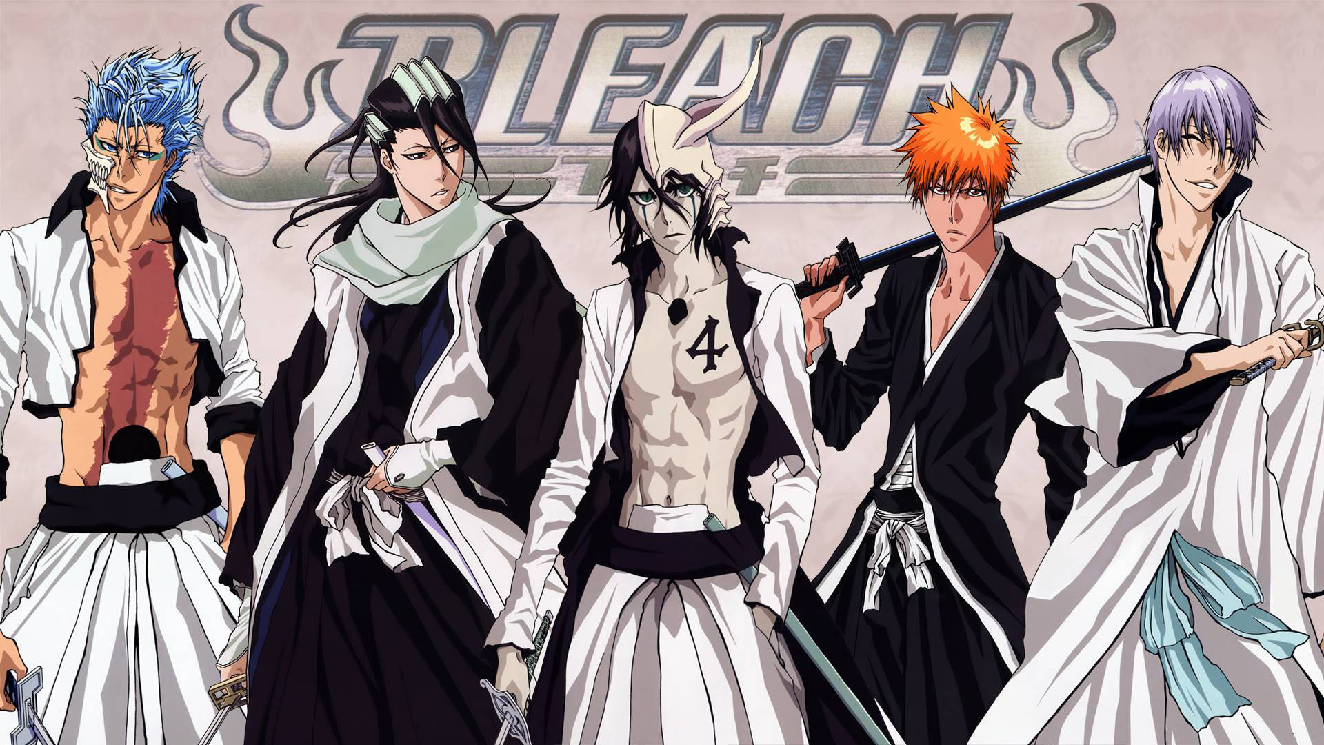 1920x1080 50+ High-Class Bleach Wallpapers HD - Over The Top Mag