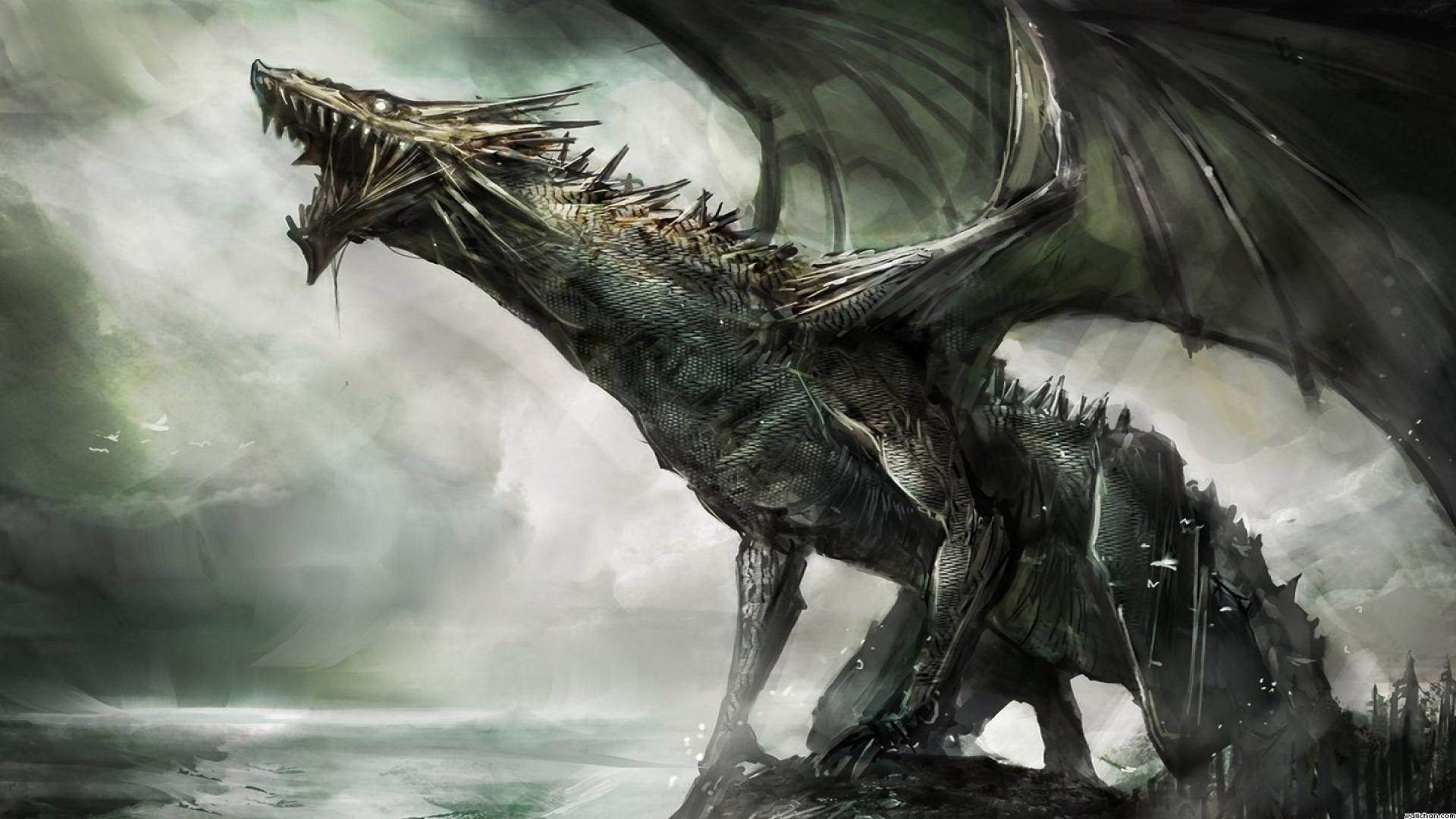 1920x1080  images-for-gt-cool-dragons-wallpaper-hd-awesome