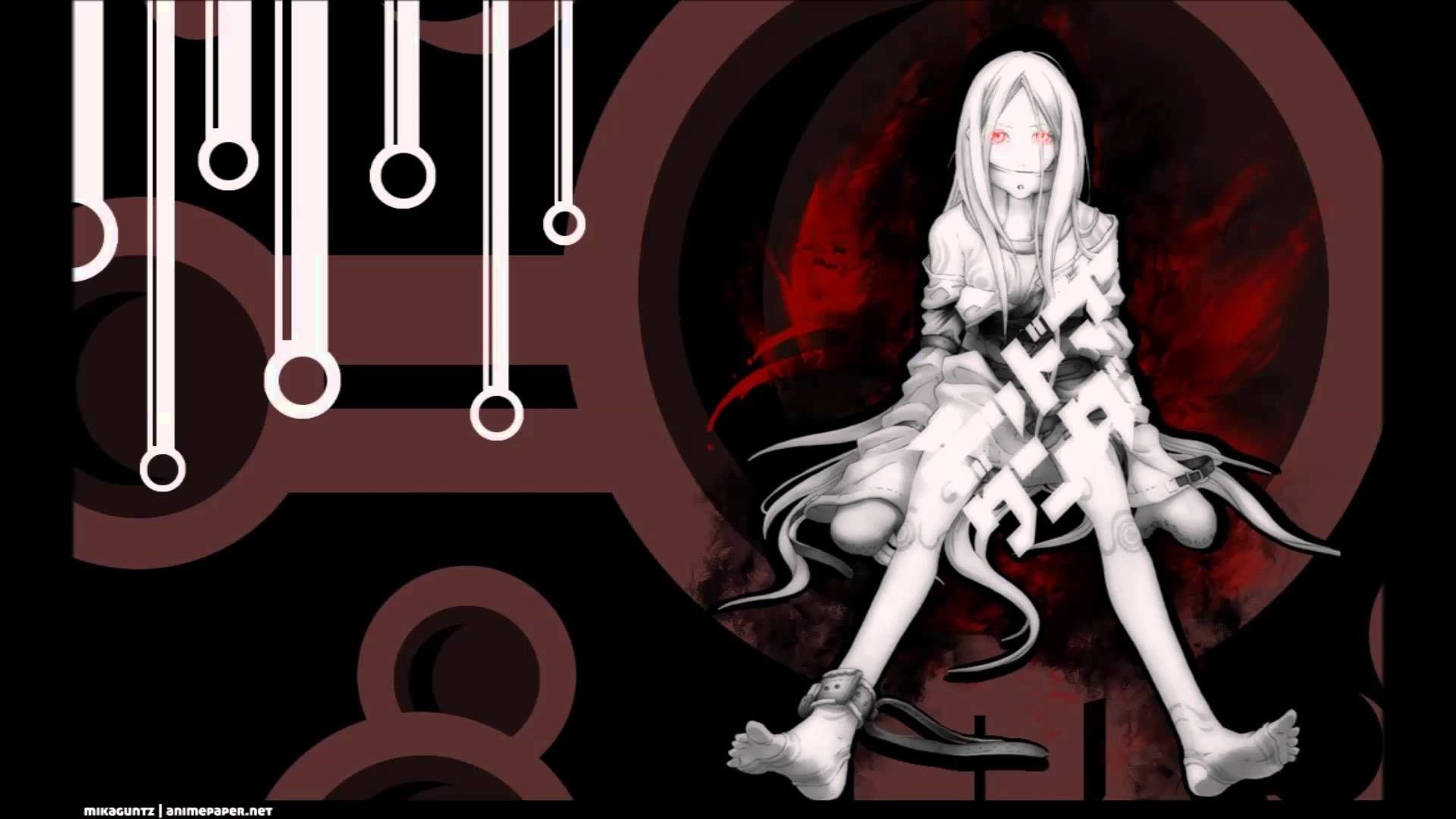 "1920x1080 1032x774 Shiro Wallpaper- Deadman Wonderland by FoxNinja18 on DeviantArt"">"