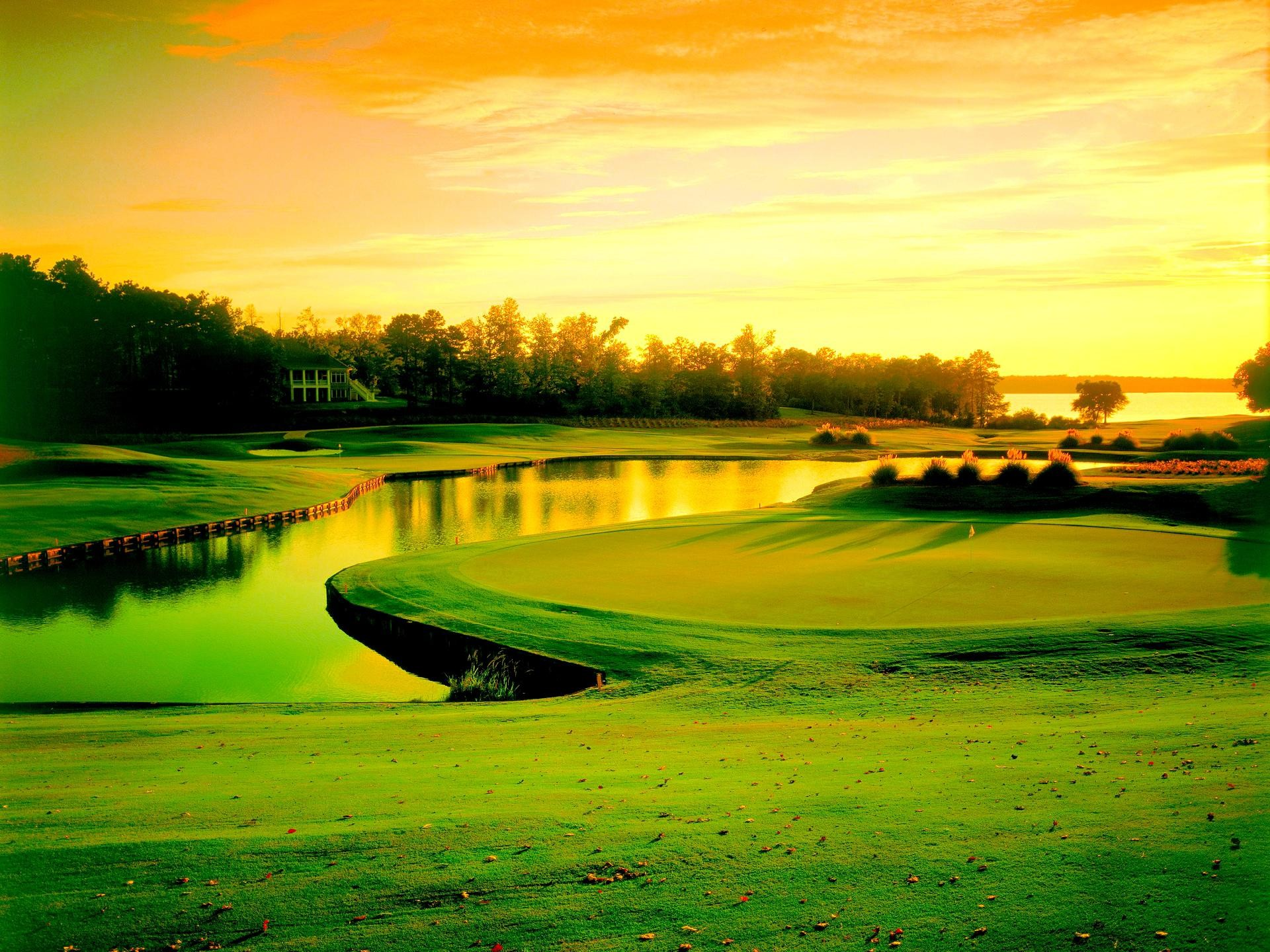 1920x1440 Golf course - (#156278) - High Quality and Resolution Wallpapers .
