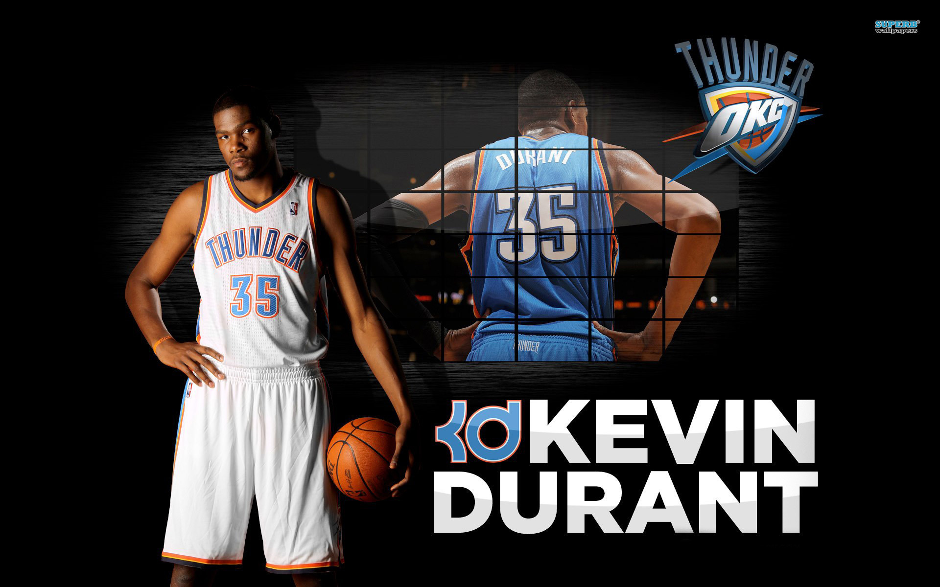 1920x1200  Kevin-Durant-Full-HD-Background