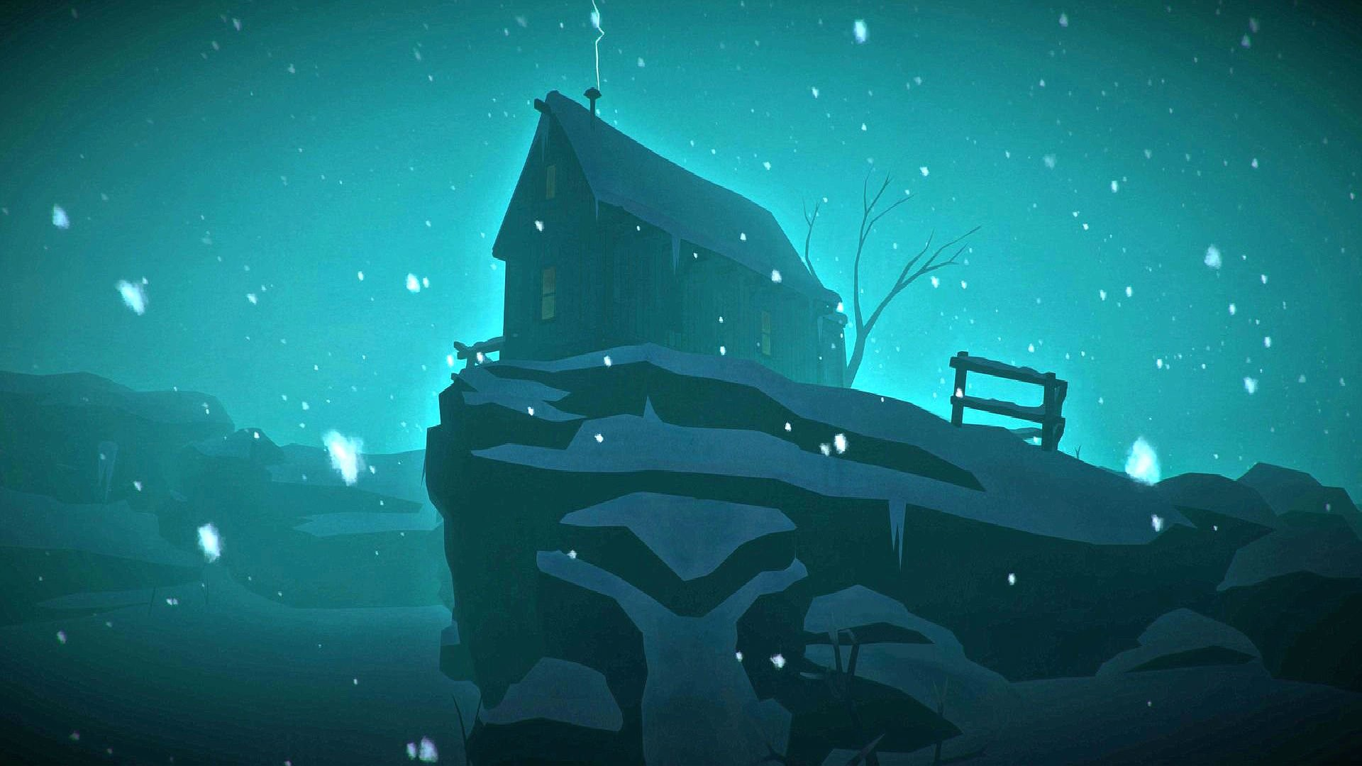 1920x1080 THE LONG DARK Survival Simulation Apocalyptic Sci Fi Sandbox Winter