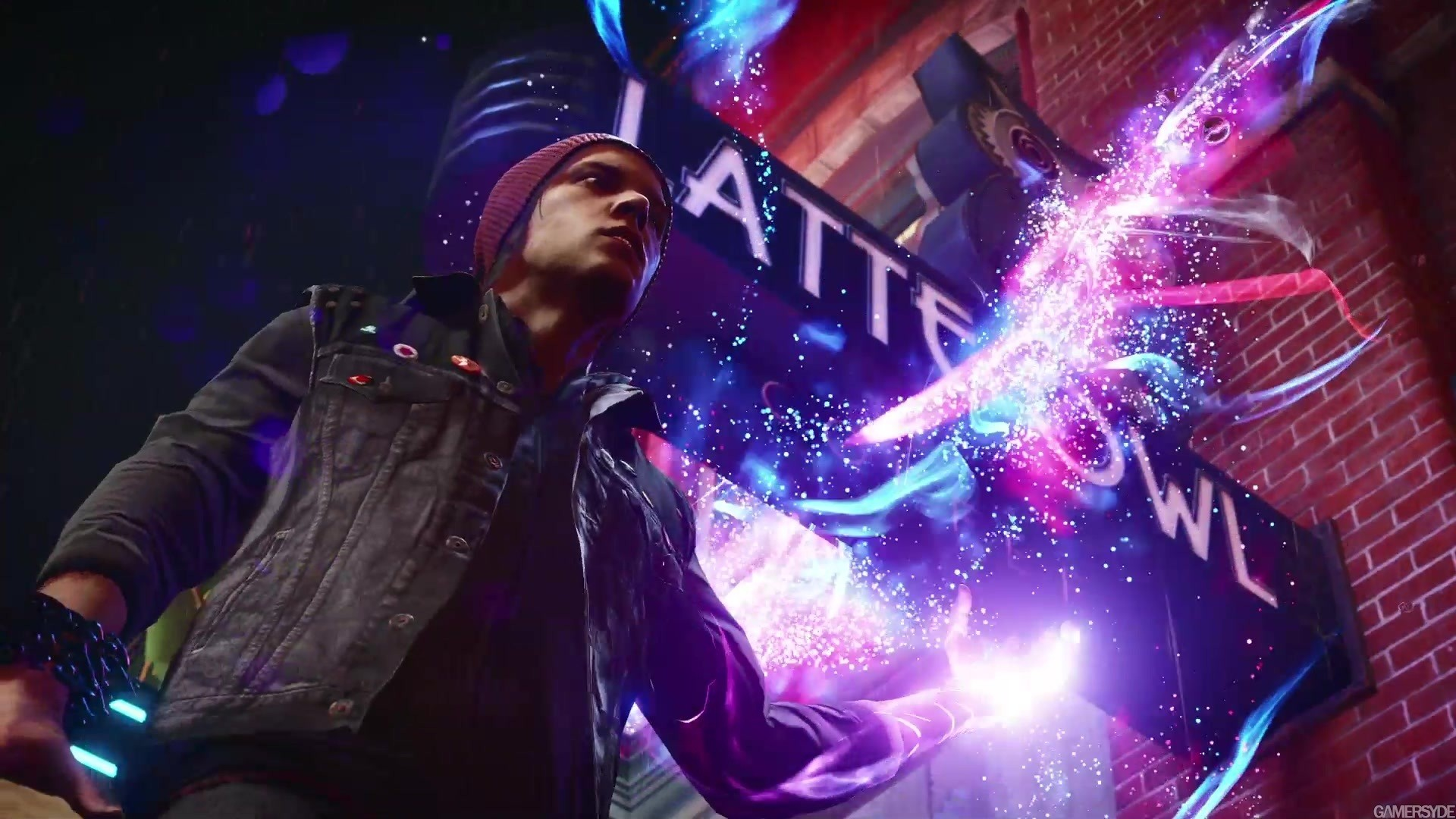1920x1080 best images about Infamous Second Son on Pinterest Neon 1920×1080