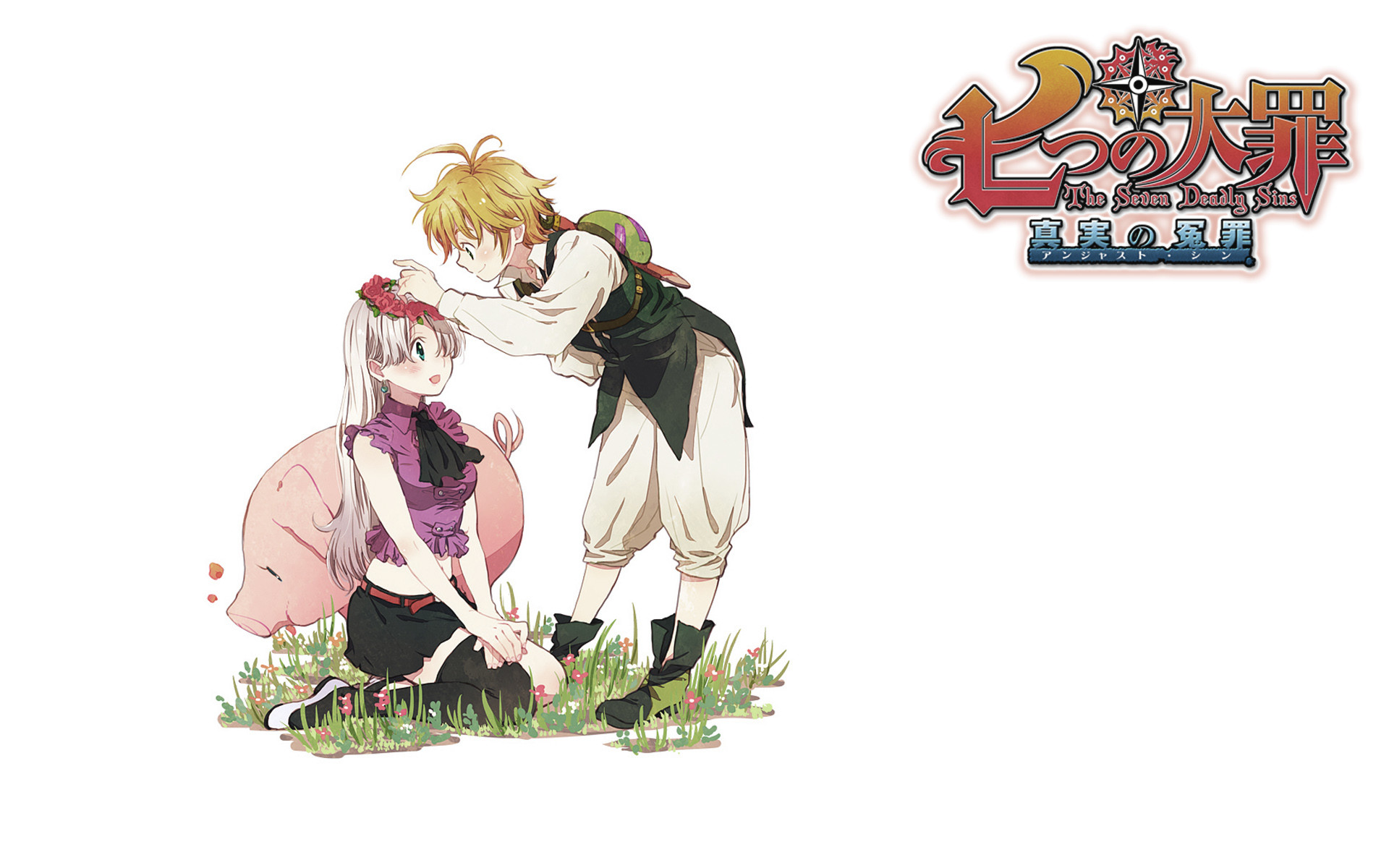 1920x1200 Nanatsu no Taizai akaThe Seven Deadly Sins - Wallpapers - Anime Desu