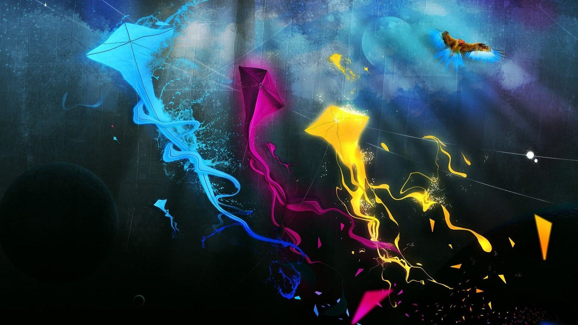 1920x1080 Hd 3D Abstract Wallpapers 1080P Images 6 HD Wallpapers | lzamgs.