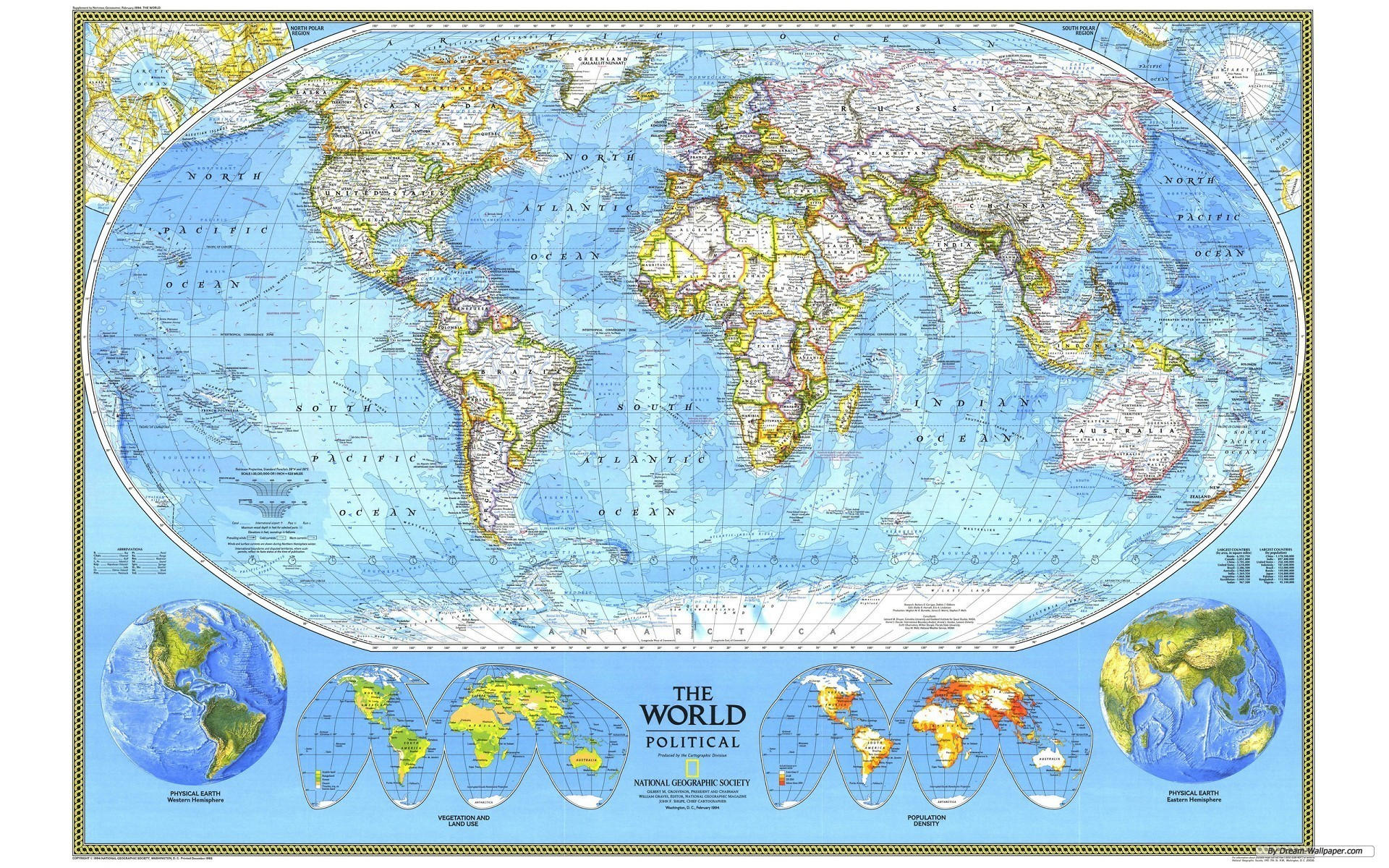 World map computer wallpaper 62 images 3000x2032 wall murals world map wall murals download gumiabroncs Image collections