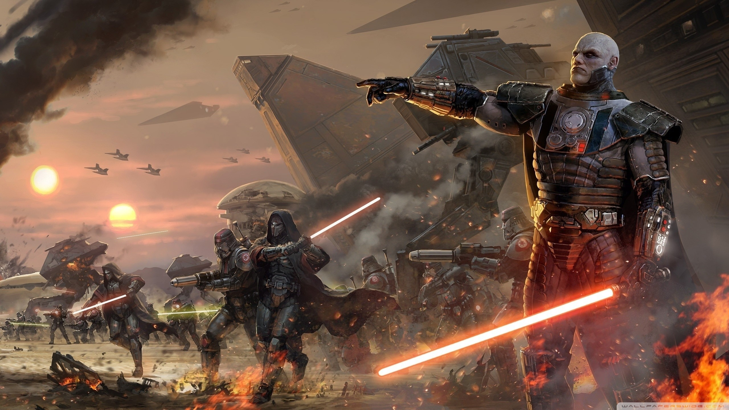 Swtor Wallpaper 2560x1440 72 Images