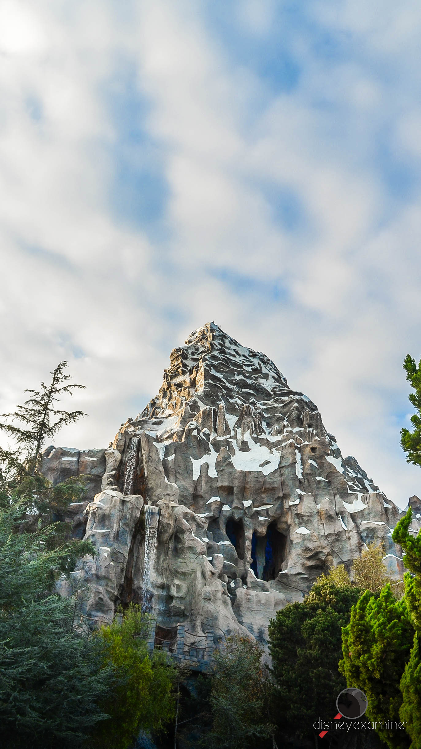 1373x2441 Disneyland Matterhorn Bobsleds Disneyexaminer Mobile Device Wallpaper