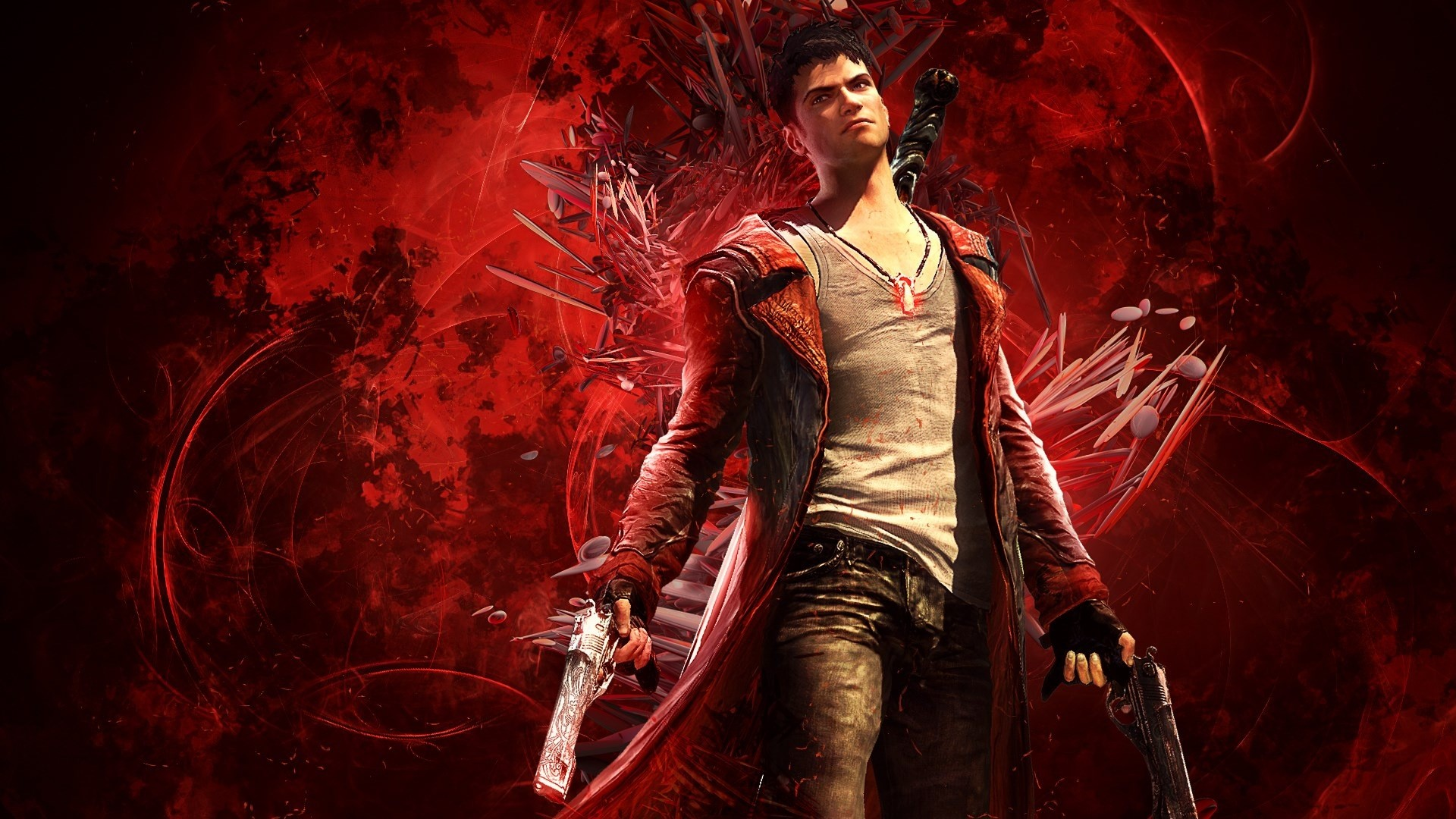 Devil May Cry Wallpaper HD (65+ Images