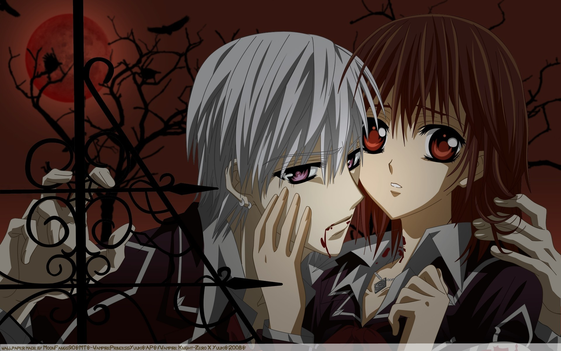 Vampire Knight Wallpapers (69+ images)
