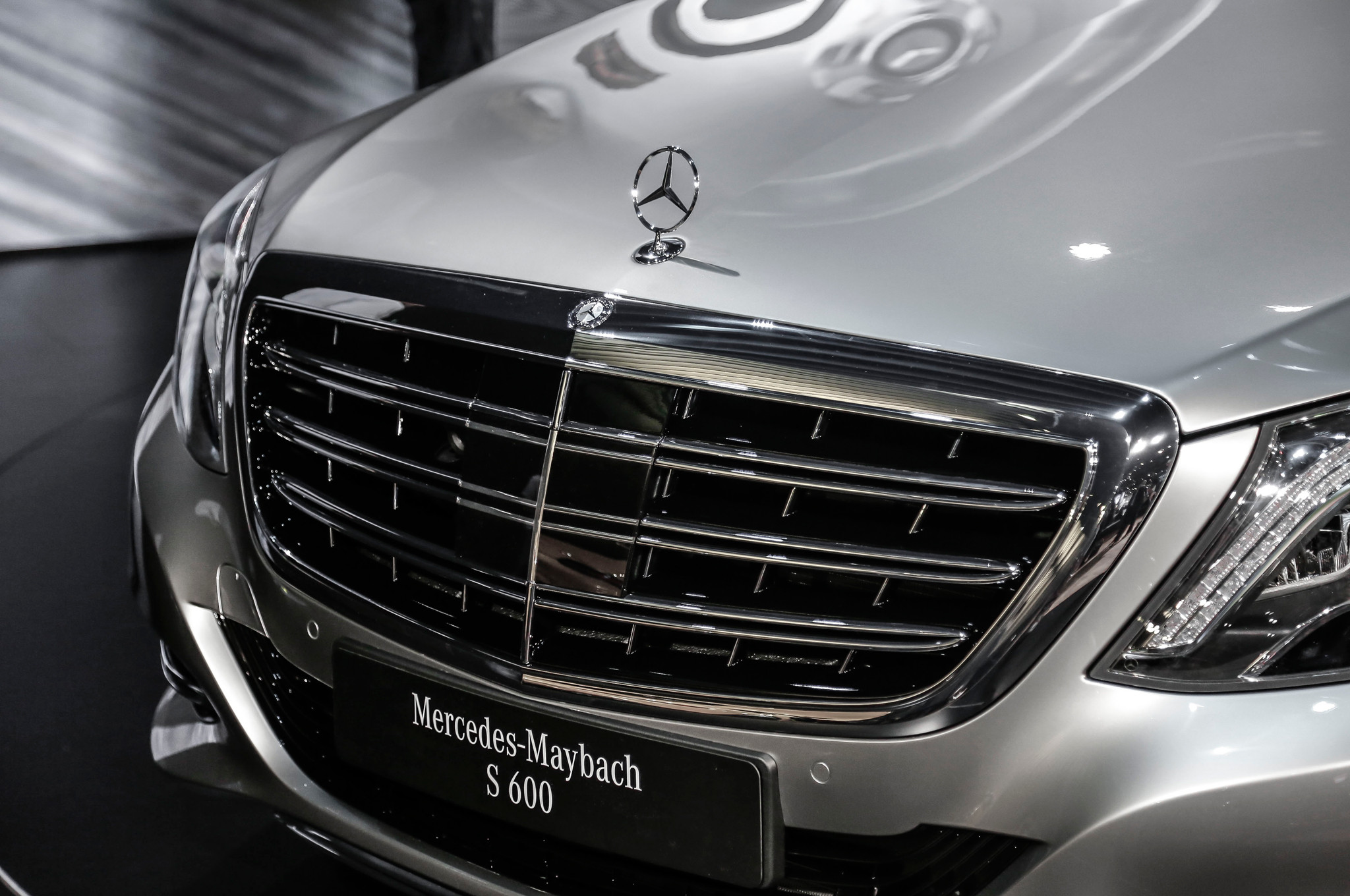 Maybach Symbol >> Mercedes Benz Logo Wallpapers (53+ images)