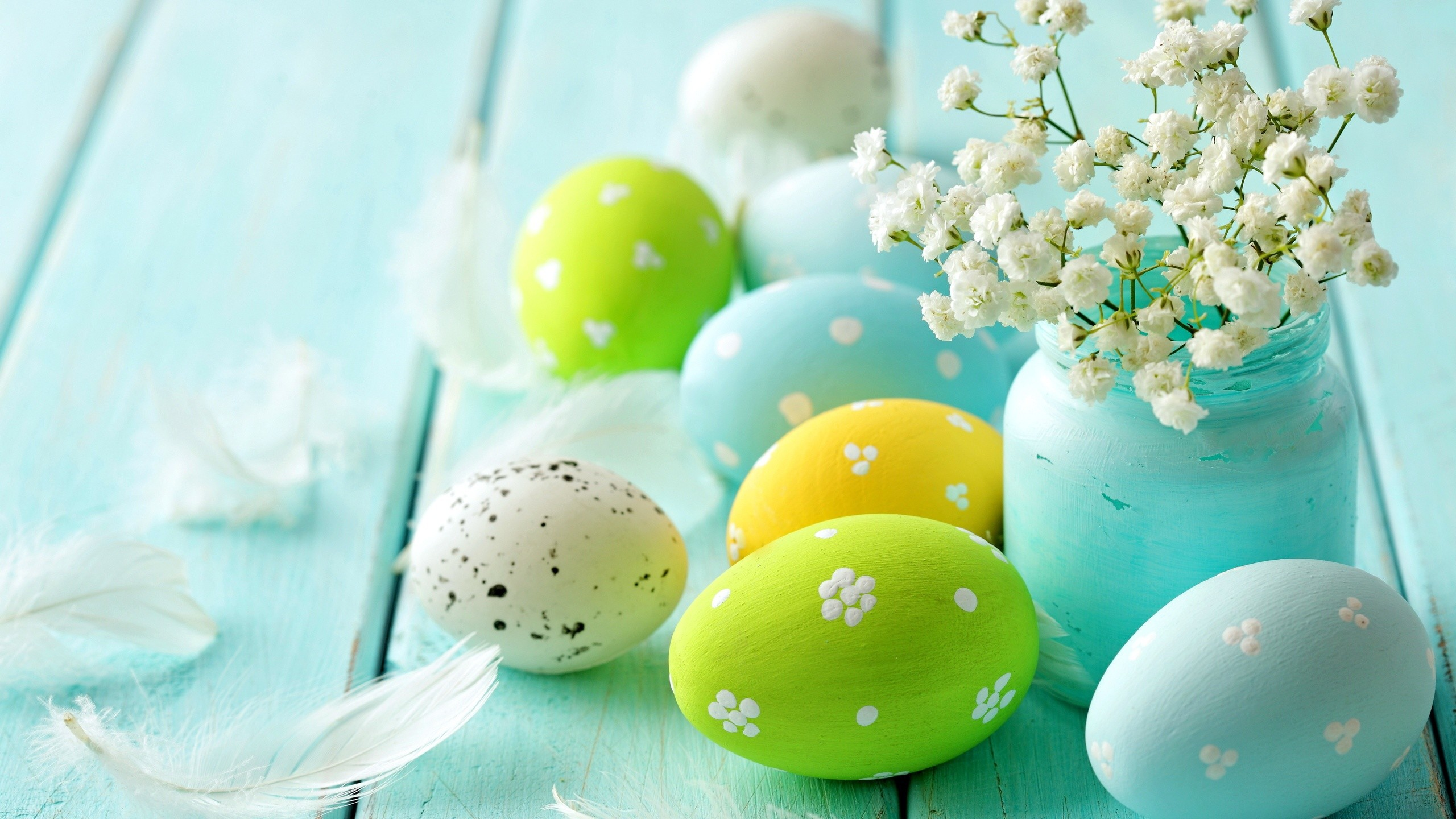 2560x1440 Free Wallpaper Easter Spring - WallpaperSafari Eggs Holiday Spring Easter  wallpaper | 2560x1600 | #26386 ...