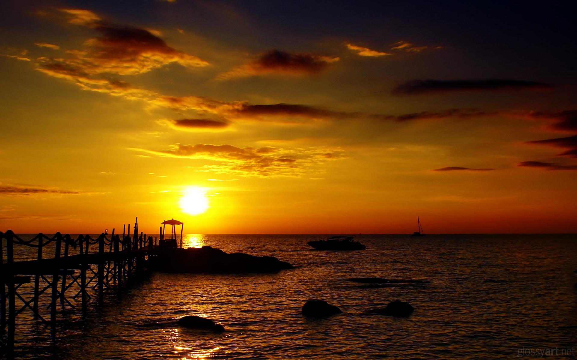 sunset wallpaper hd (82+ images)