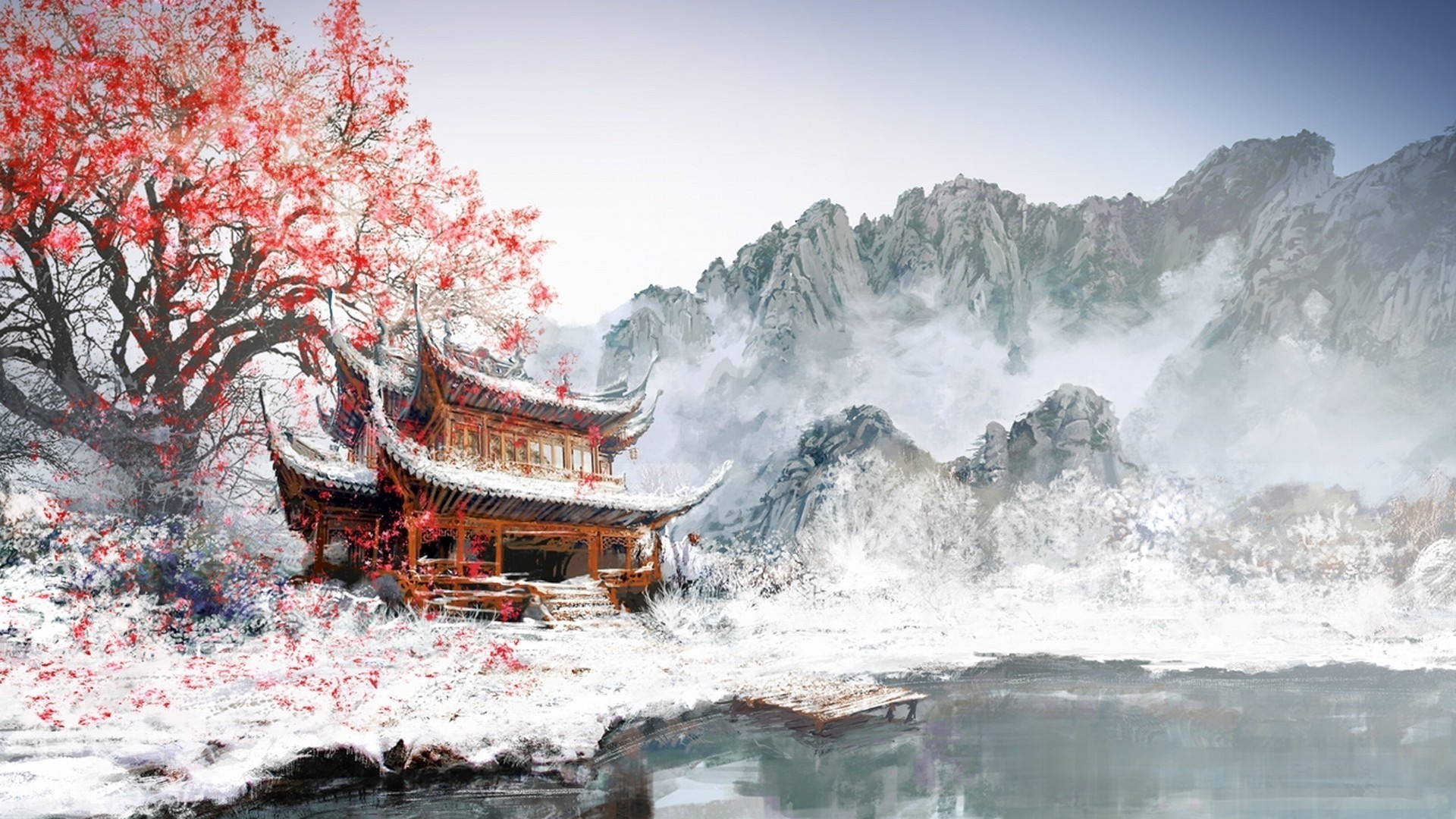 Winter Japan Wallpaper 60 Images