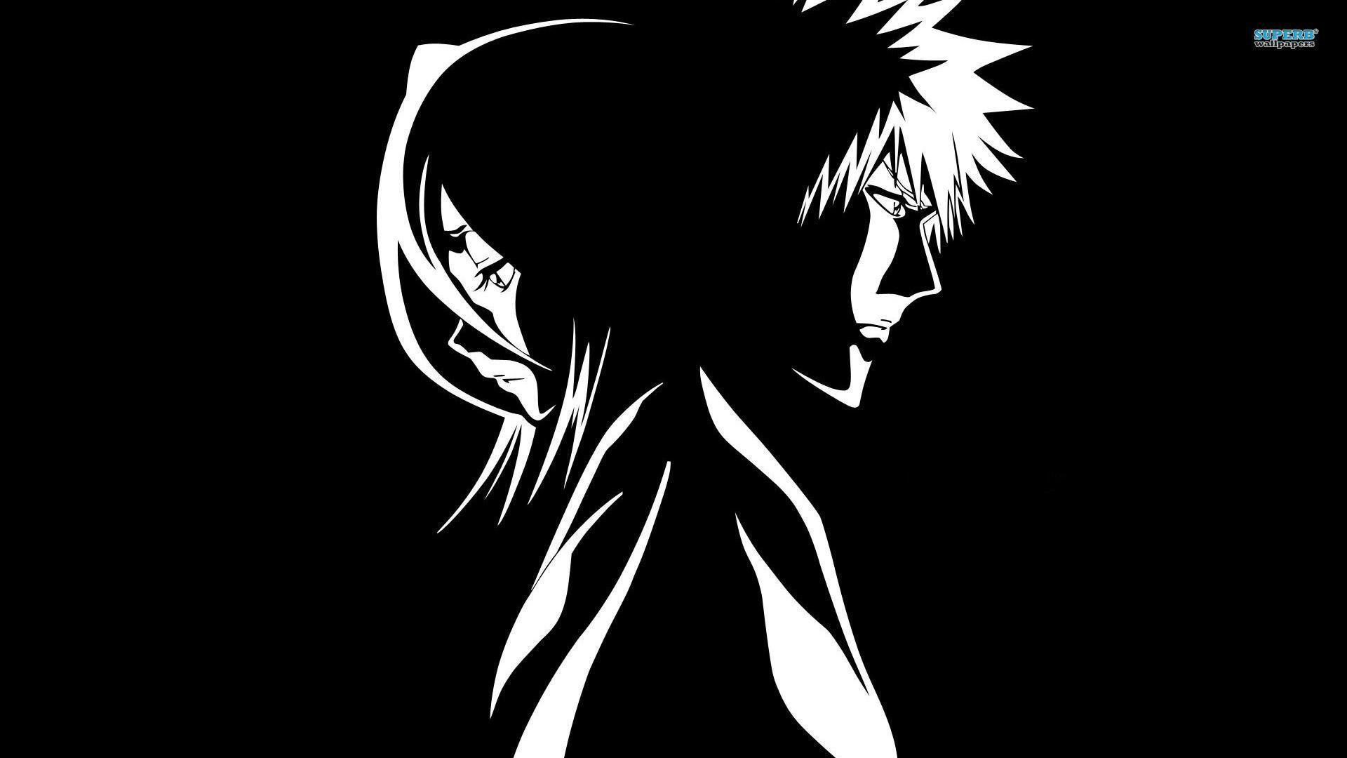 Bleach Ichigo and Rukia Wallpaper (63+ images)