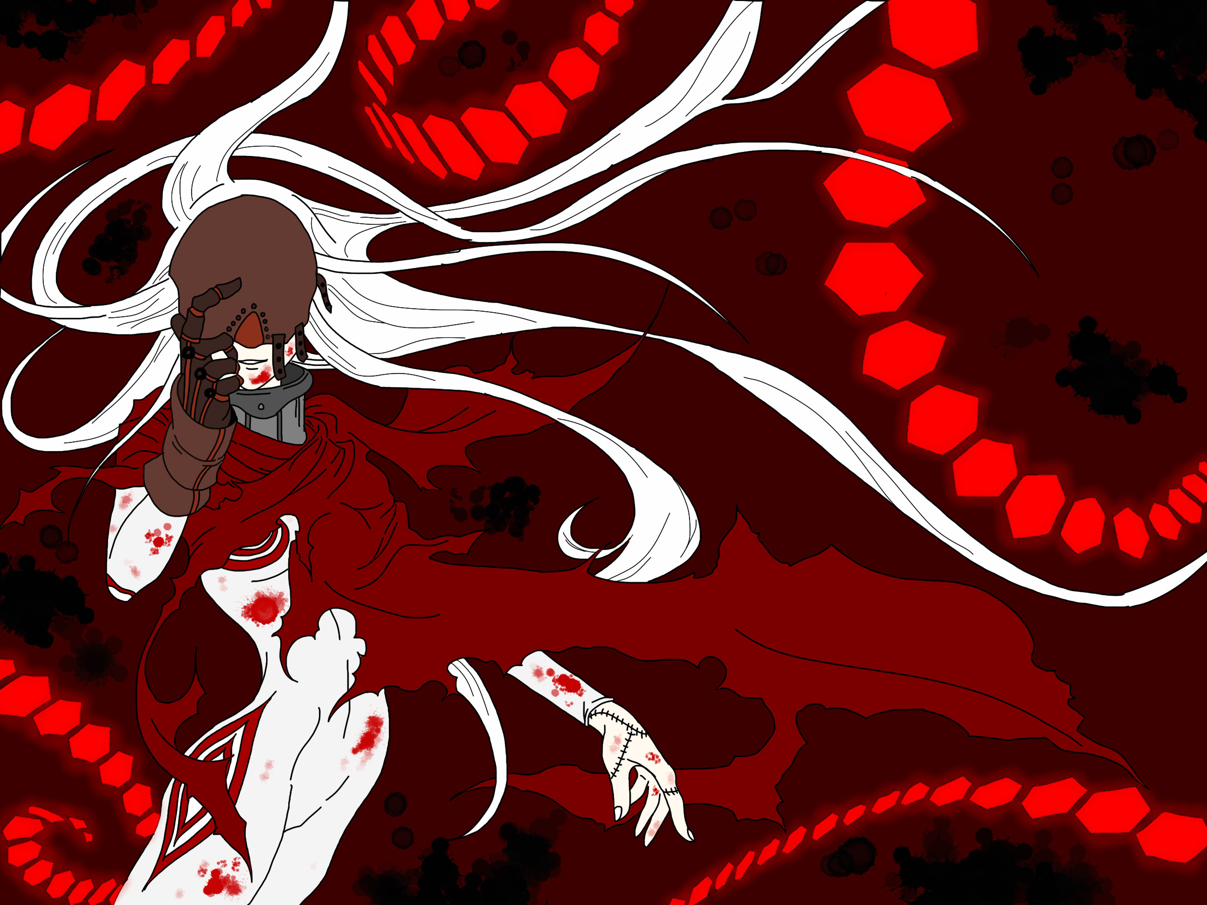 2400x1800 Deadman Wonderland, Wallpaper | page 2 - Zerochan Anime Image Board