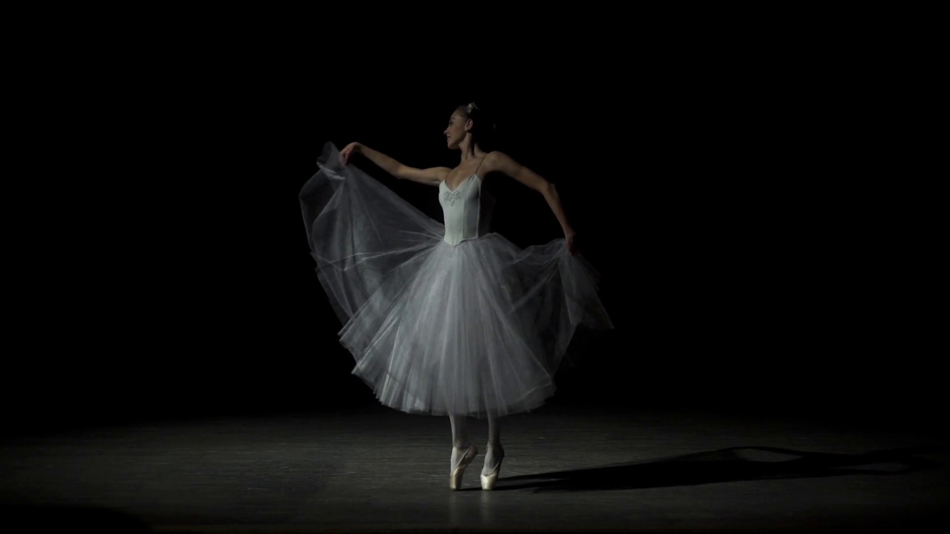 1920x1080 Black And White Ballet Wallpapers Picture
