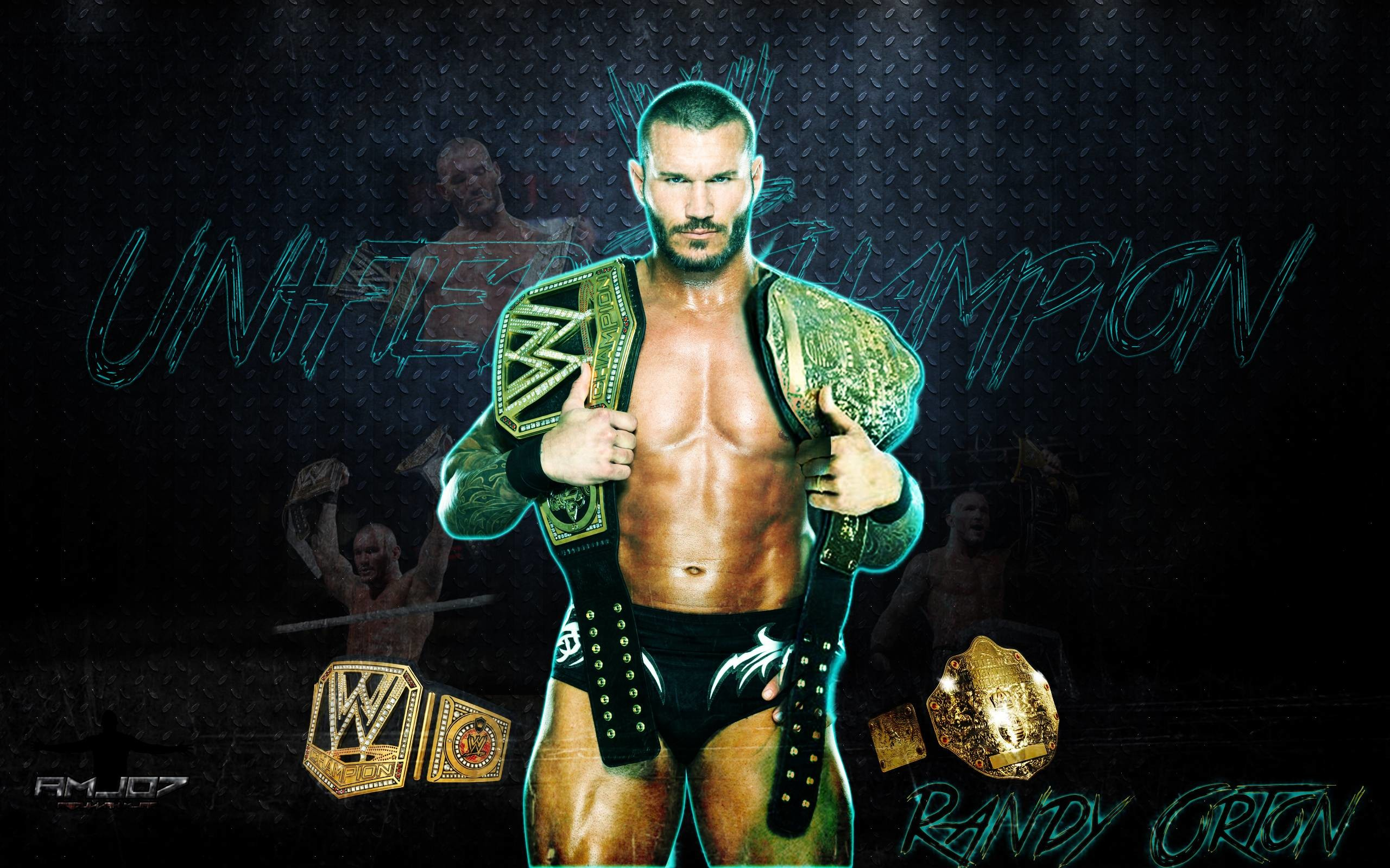 2560x1600 Randy Orton Hd Wallpapers