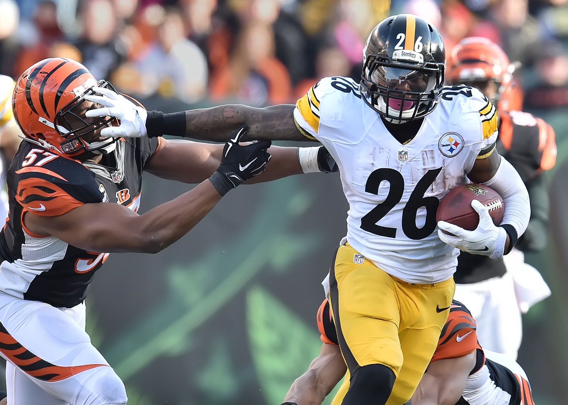 Leveon Bell Wallpapers (66+ images)