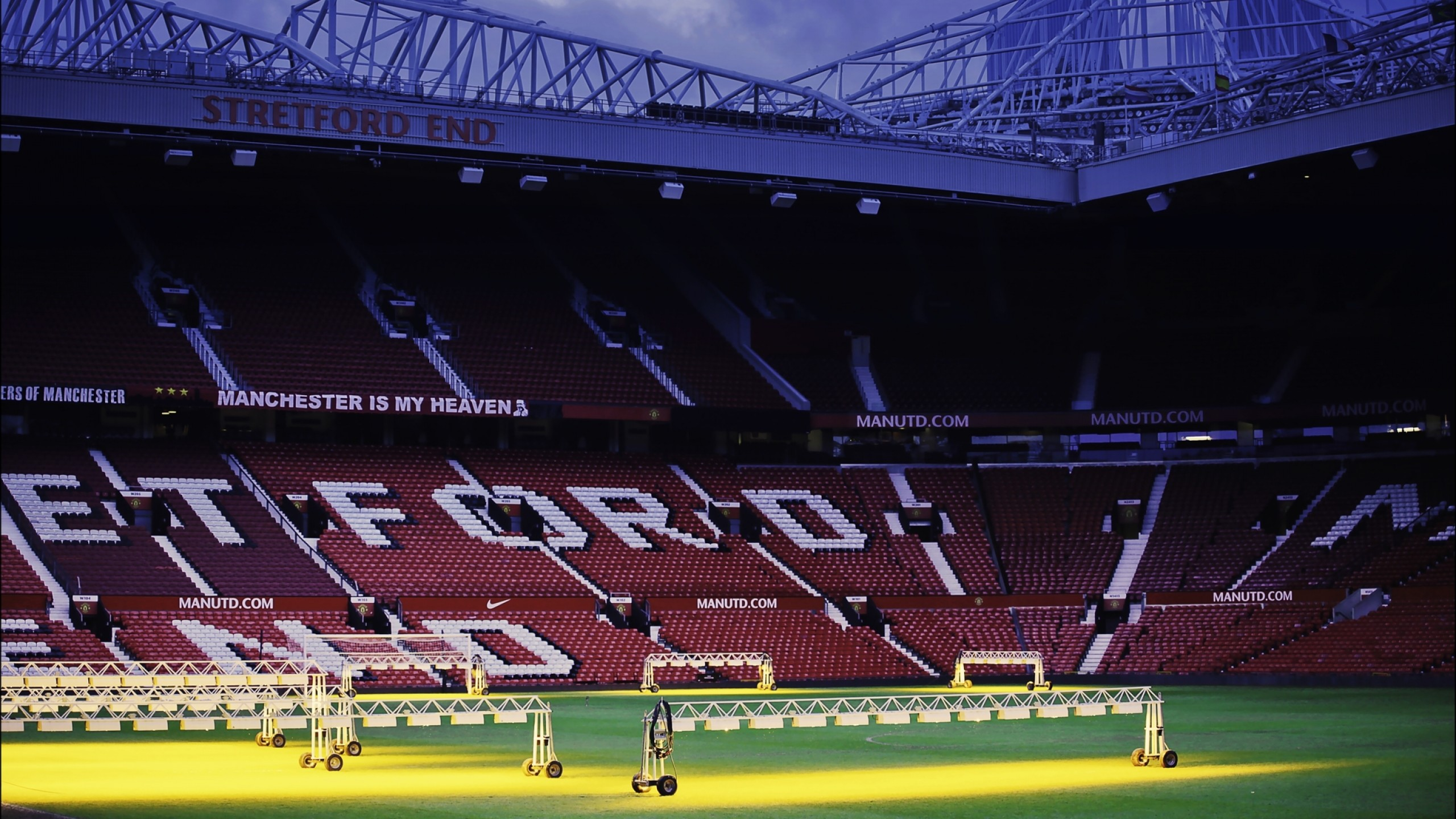 Old Trafford Wallpaper 64 Images