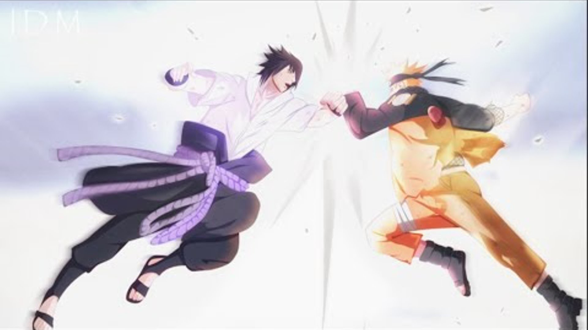 1920x1080 Naruto vs Sasuke - Final Fight 2017 - FINAL BATTLE -【HD】