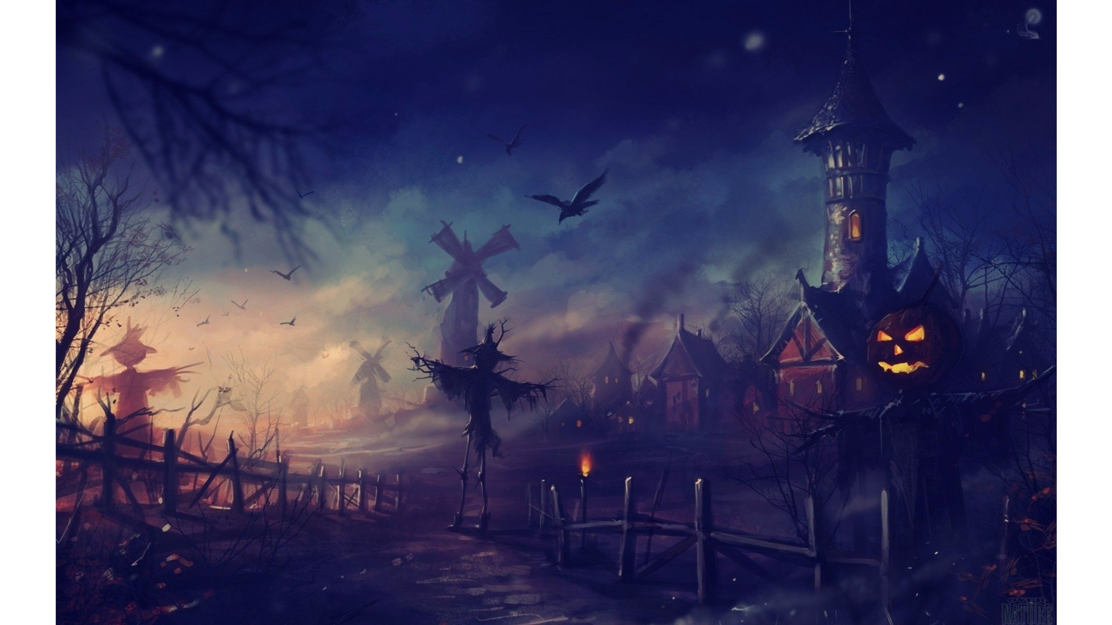 Halloween Scary Wallpaper (64+ images)