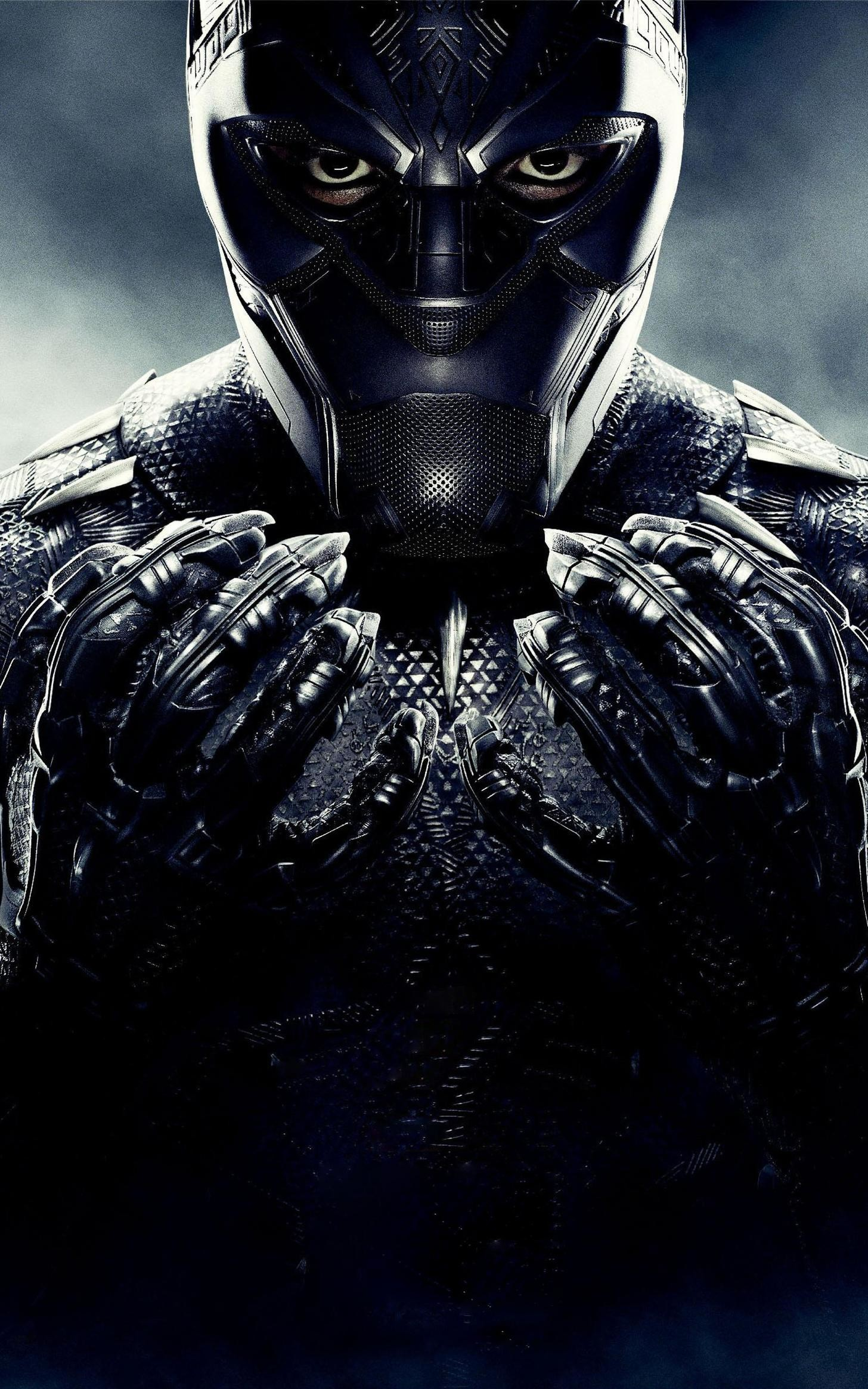 1456x2330 Black Panther https://imgur.com/AFiJNhX [February 09th]  https://youtu.be/xjDjIWPwcPU 1st Marvel film!