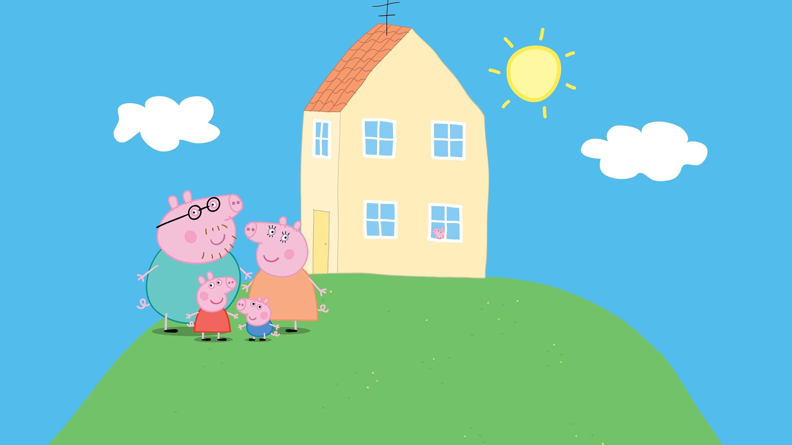 peppa pig wallpaper 69 images