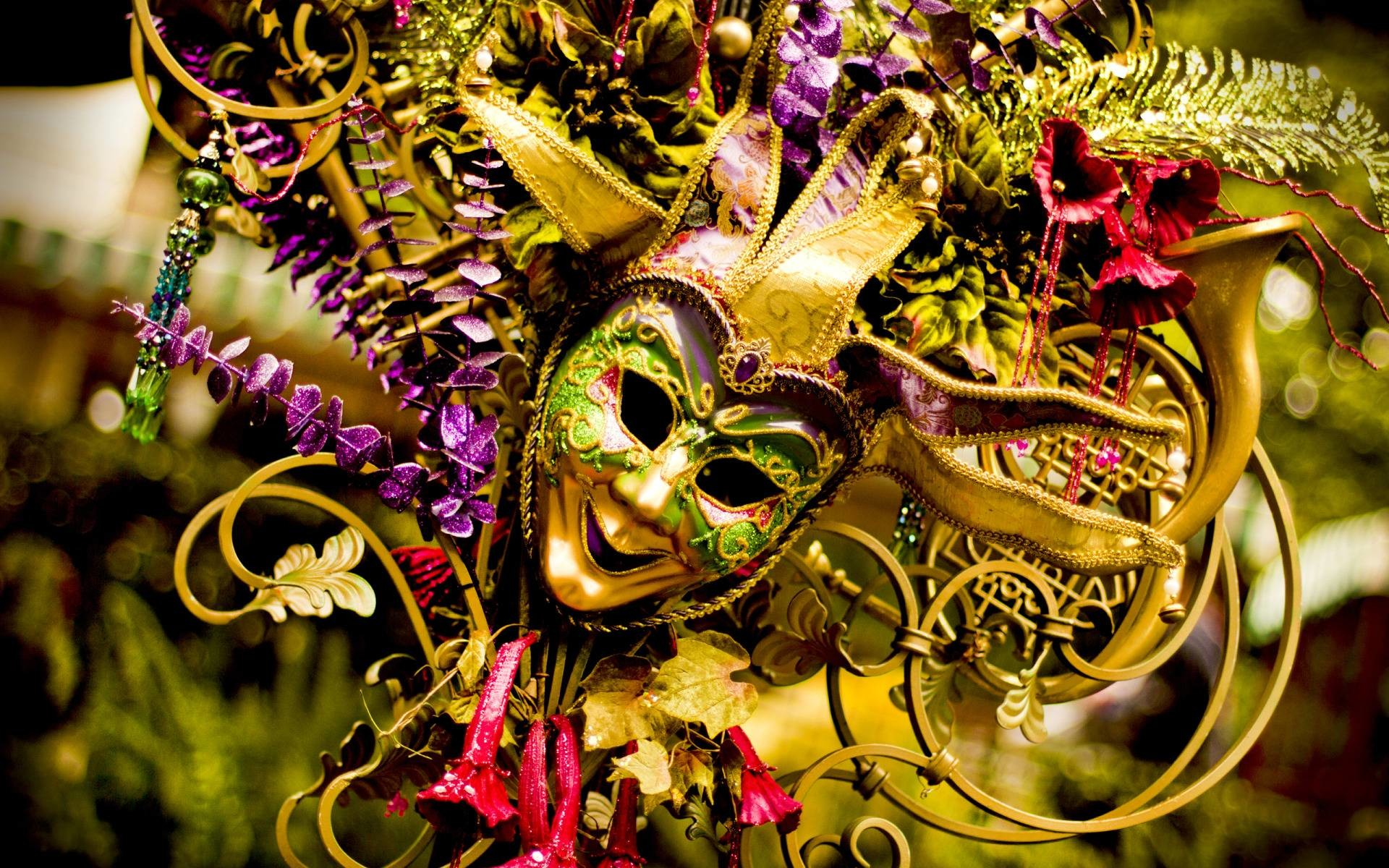 1920x1200 Mardi Gras Desktop Wallpapers