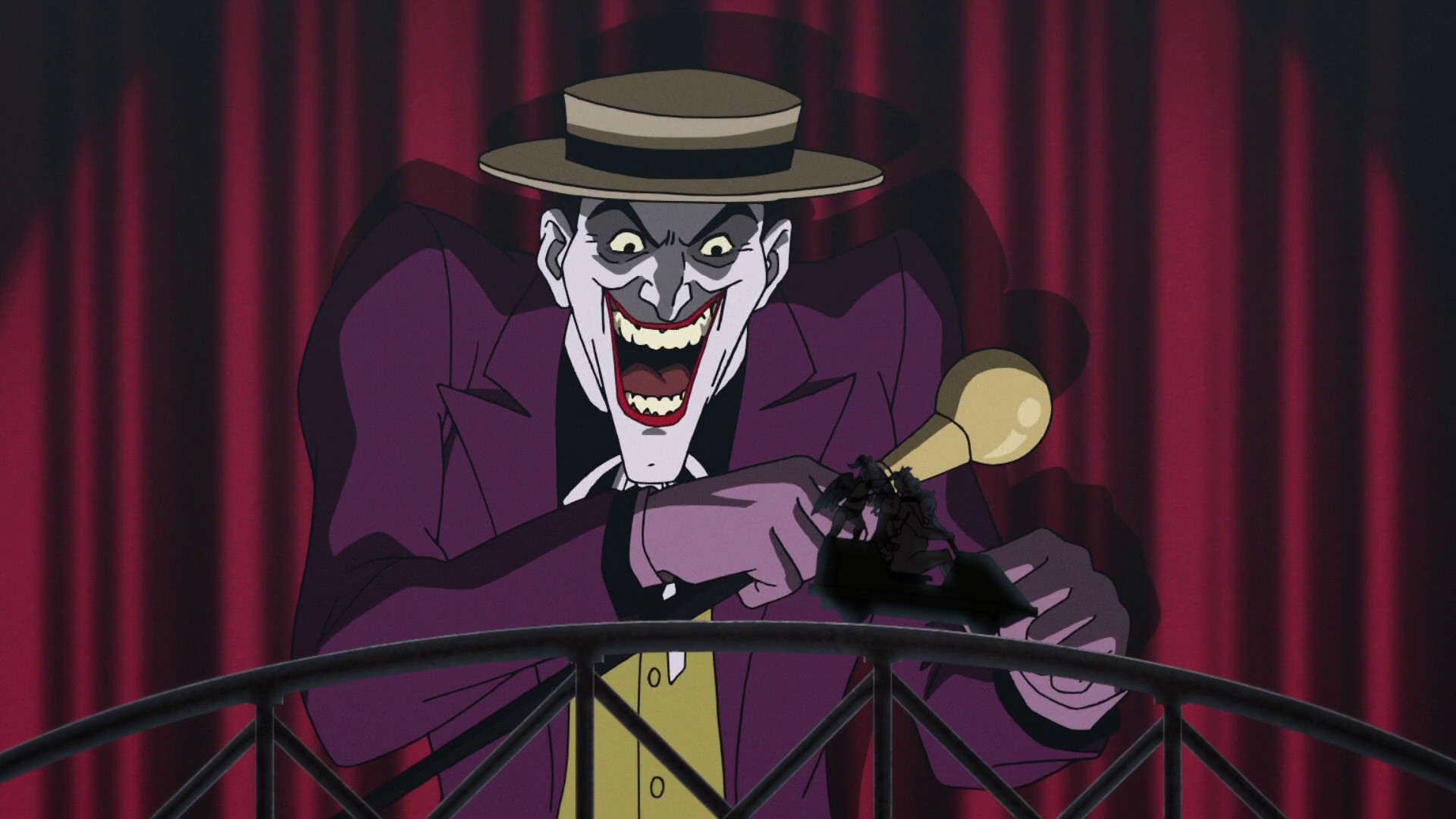 1920x1080 I've made my thoughts on the Killing Joke known already, at great length in  fact, but with this new animated movie there's some new things to talk  about.