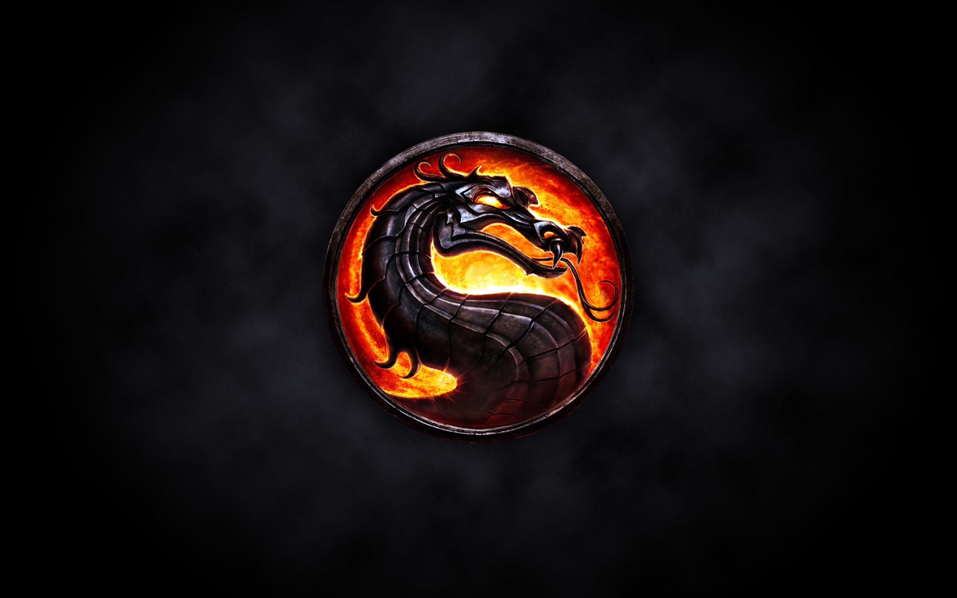 1920x1200 Mortal Kombat Logo Hd wallpaper 839296