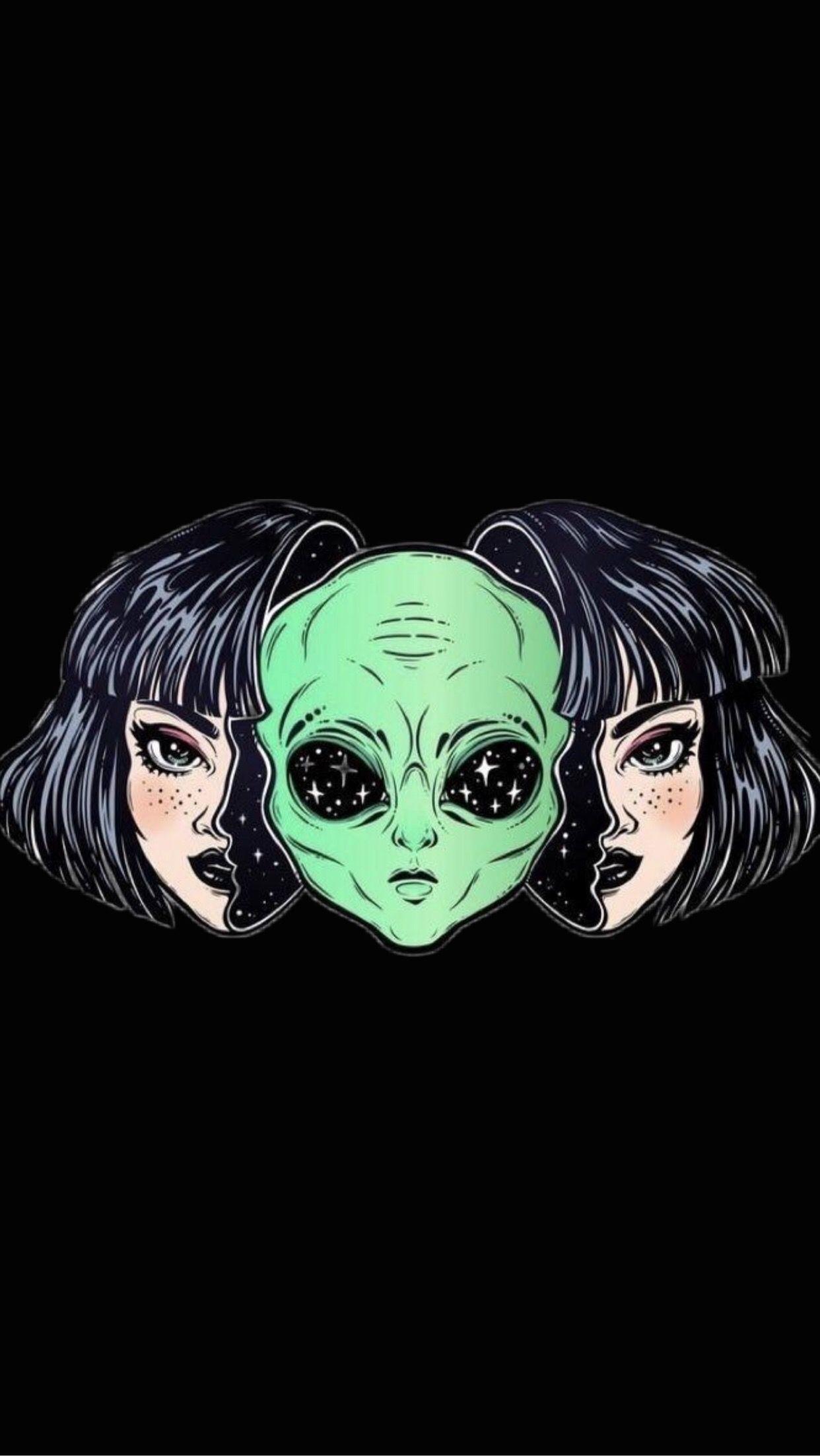 Alien Iphone Wallpaper 84 Images